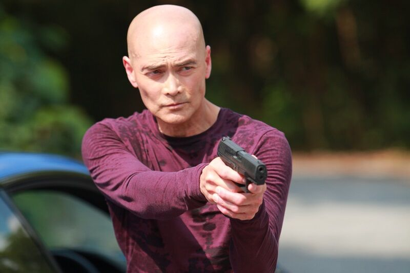 Watch Hawaii Five-0's Mark Dacascos fight zombies in The Driver trailer