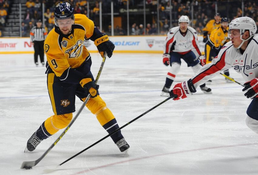 20f3116831d Nashville Predators Poile  Forsberg Contract May Take Awhile