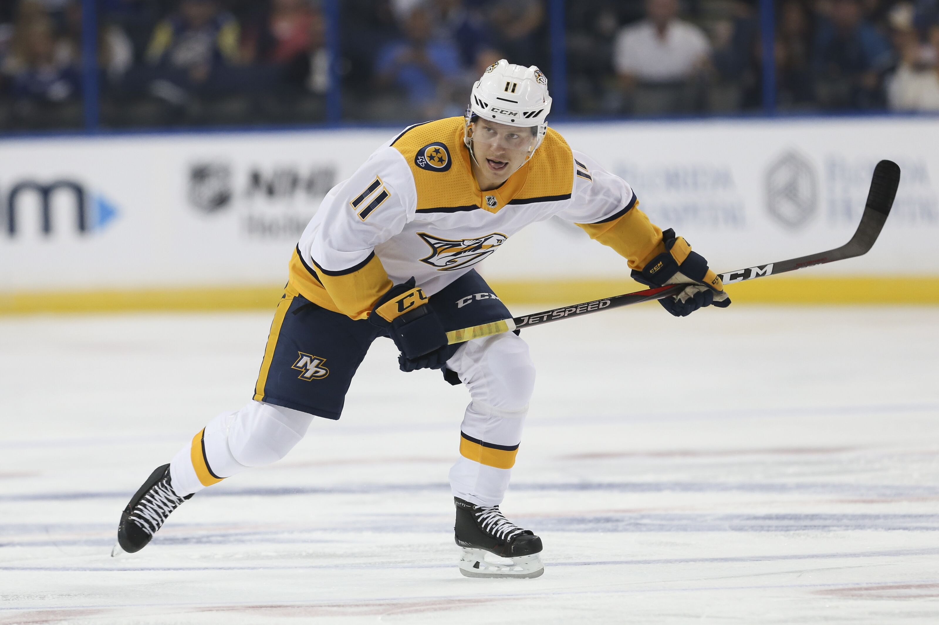 Eeli Tolvanen Is Ready To Make An Impact For The Nashville Predators