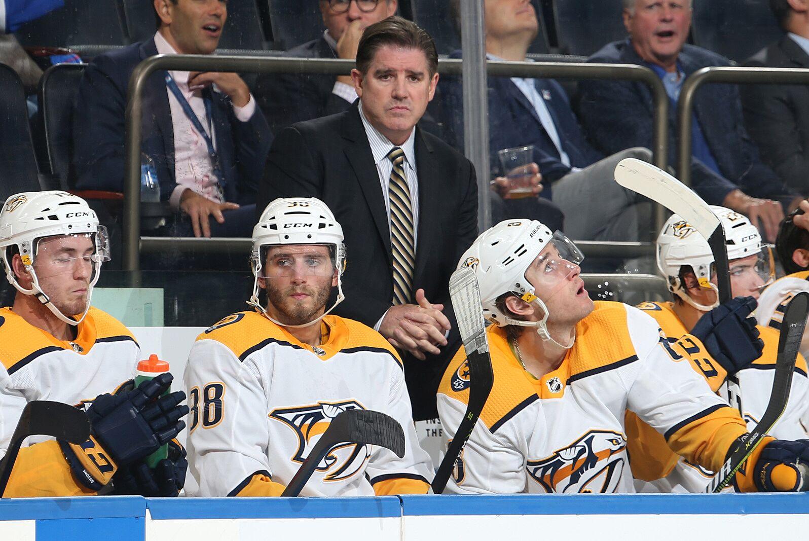 Nashville Predators: Predlines staff debates impact of younger players