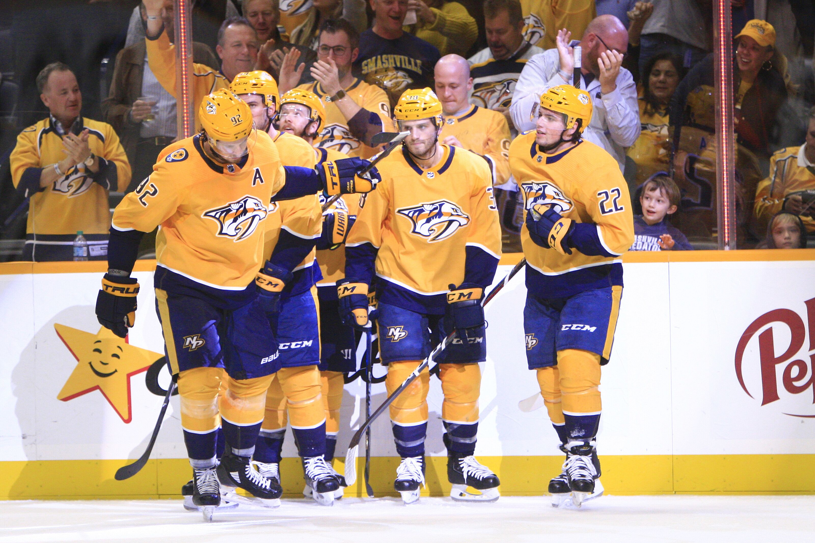 Top Five Most Exciting Games Of The Nashville Predators Schedule