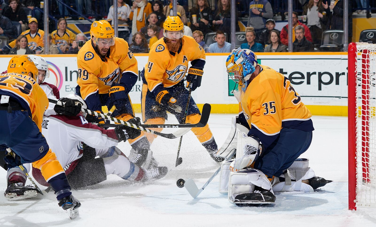 Nashville Predators: State of the Central Division After Two Weeks