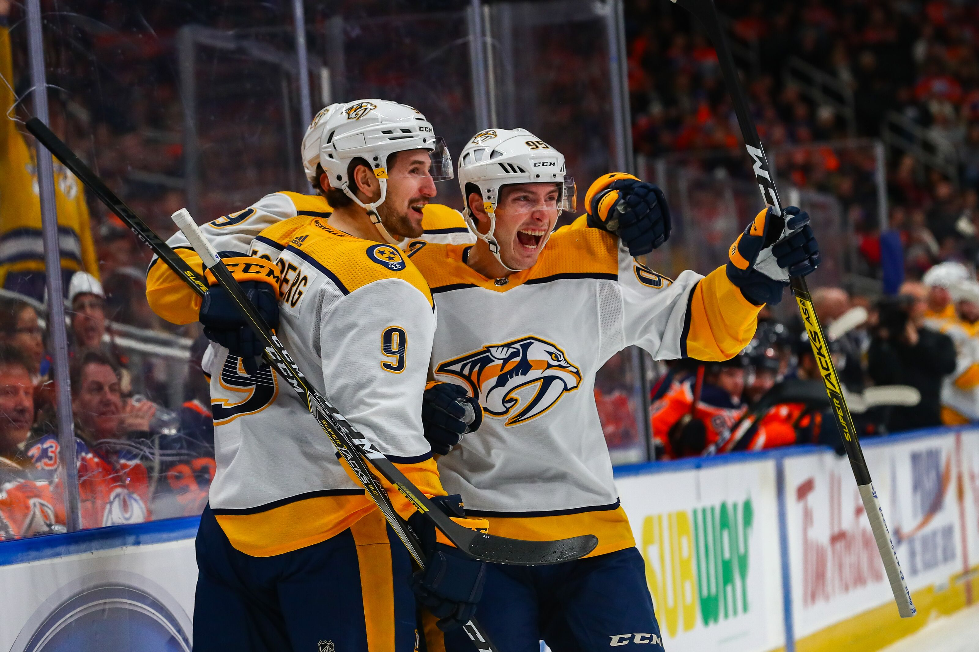 Nashville Predators Enter Critical Four-Day Stretch Out of All-Star Break