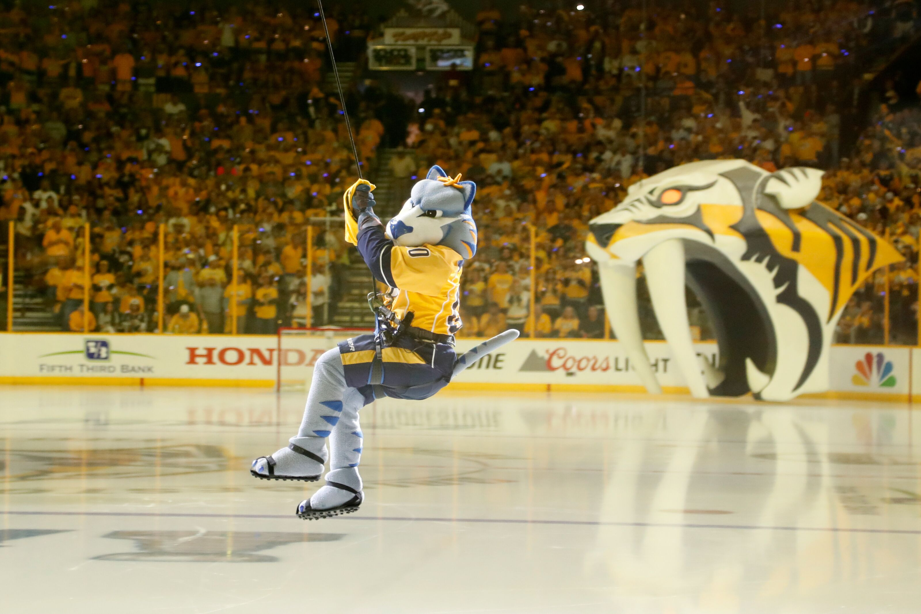The Nashville Predators Are The Closest Tennessee Team To A Title