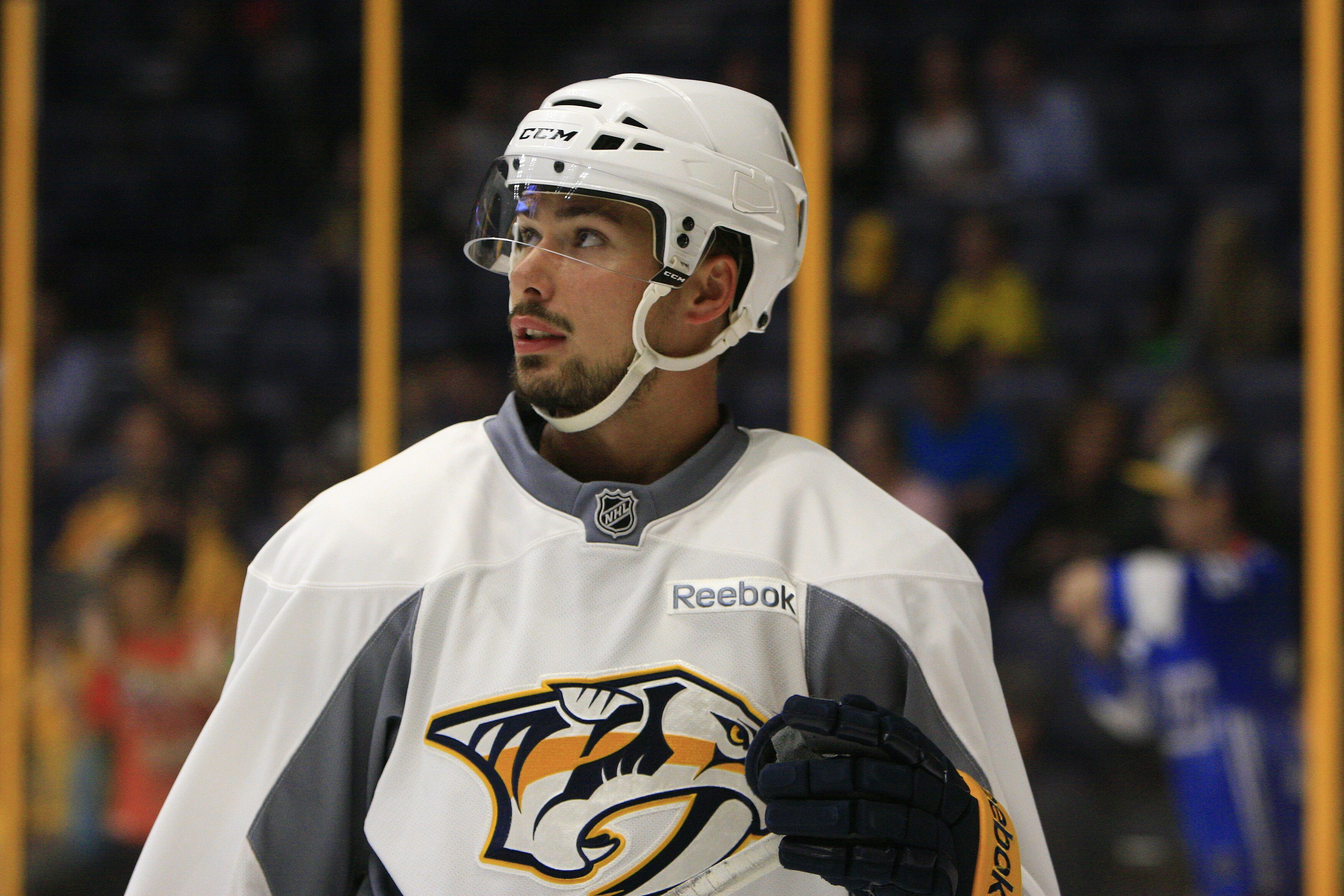 Nashville Predators  Prospects showed their abilities at Rookie Camp e62838ca6