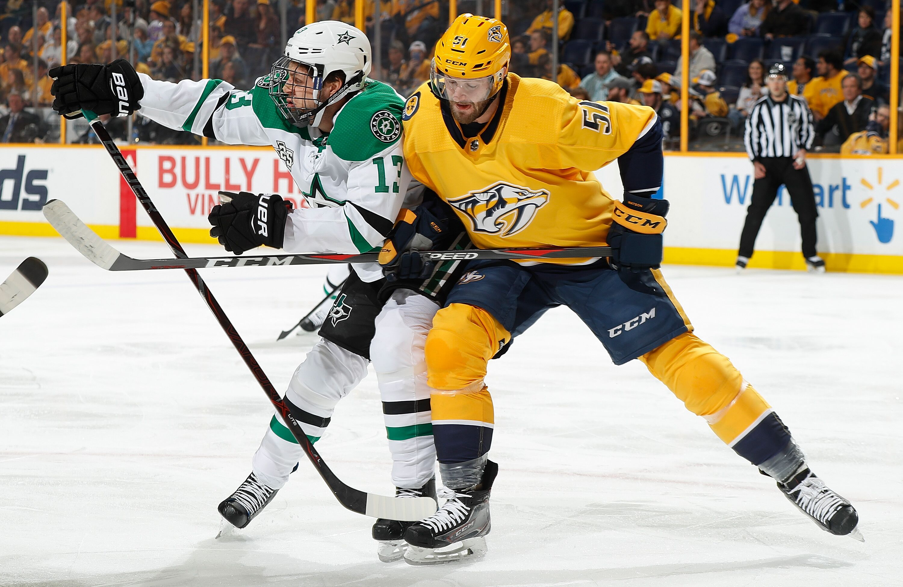 Nashville Predators: Austin Watson arrested for domestic assault
