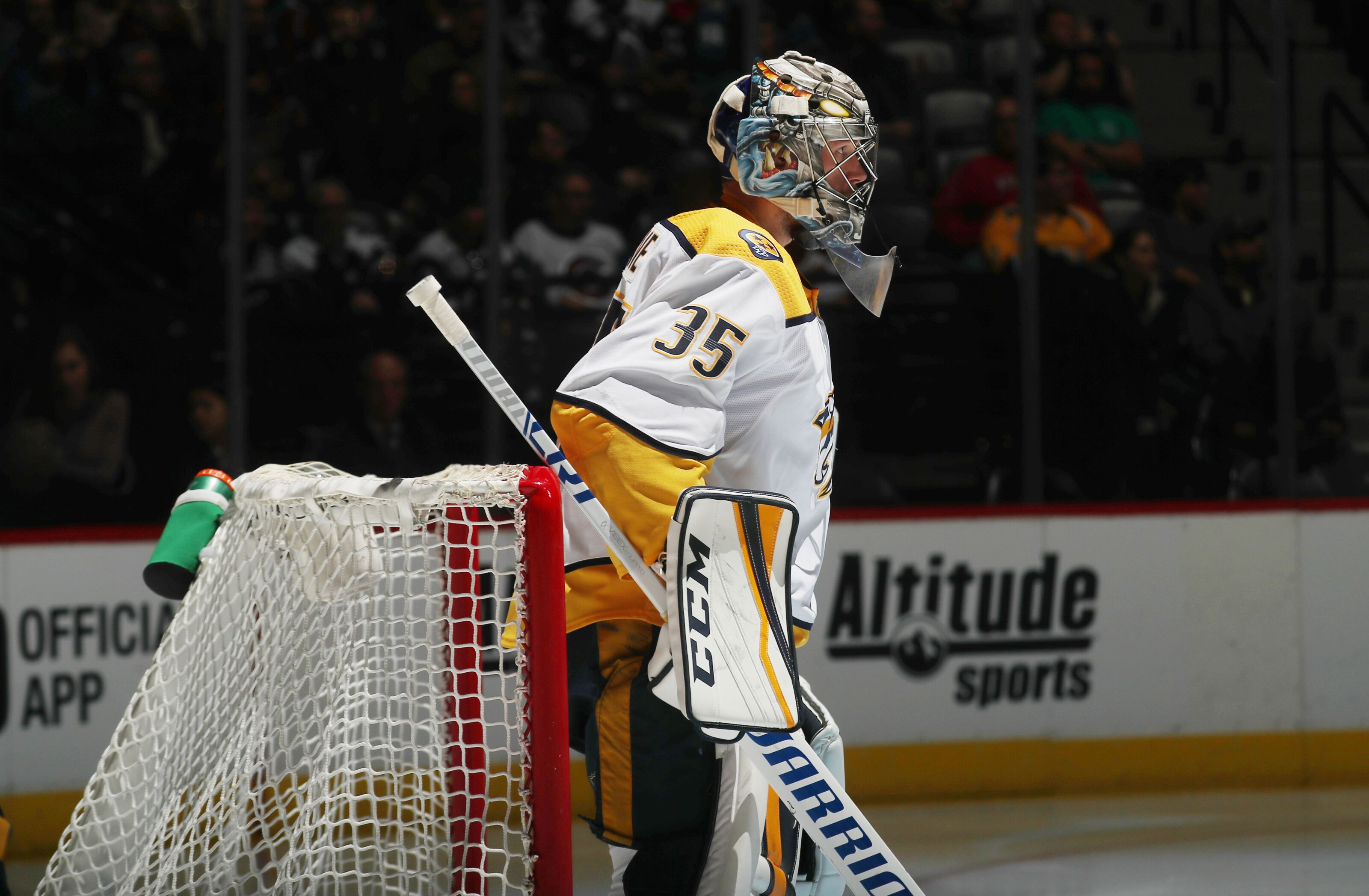 Nashville Predators  It Is Time to Part Ways with Pekka Rinne 8a0a18c314e