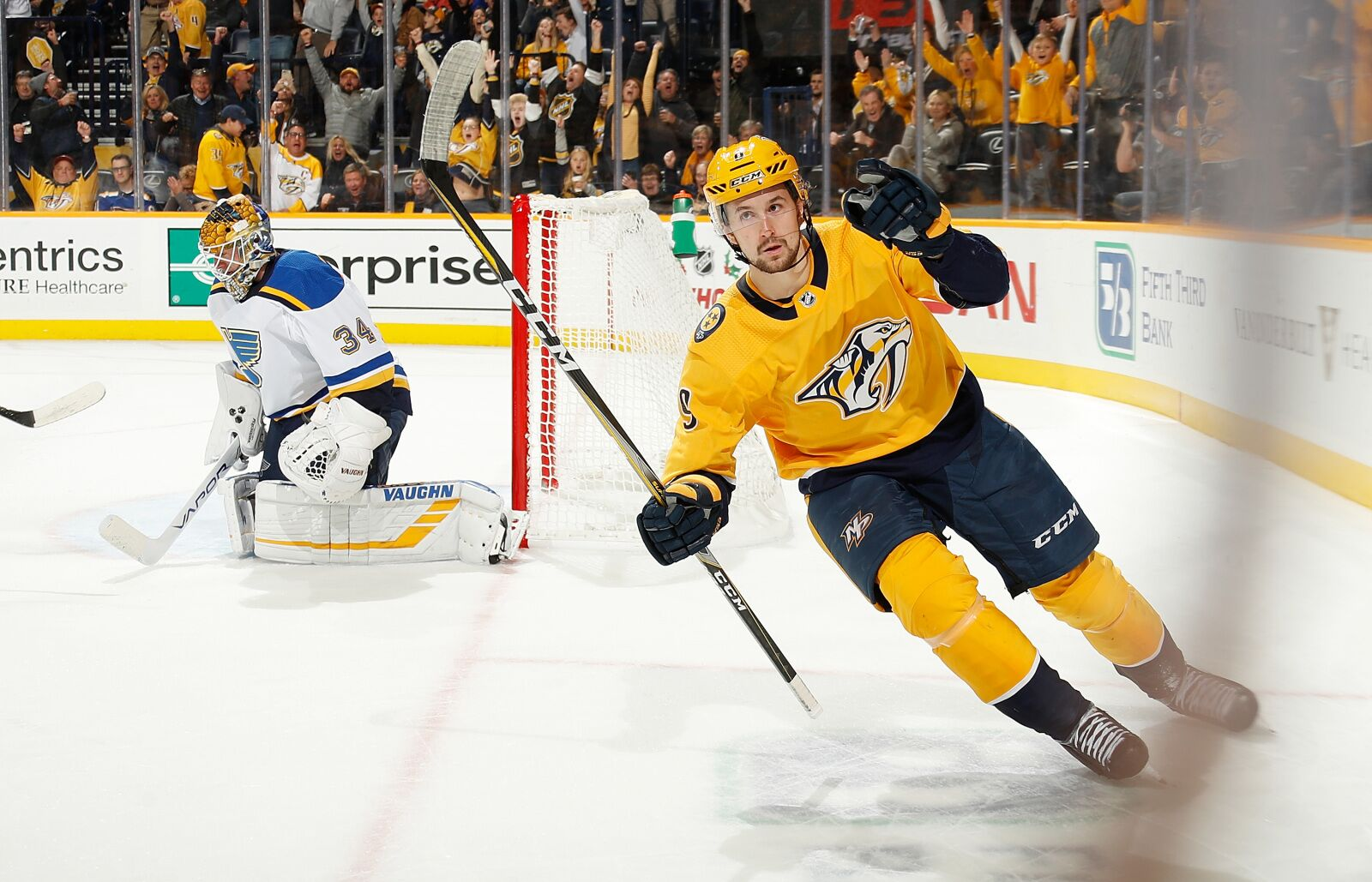 ae54de06e5a How The Nashville Predators Robbed the Washington Capitals