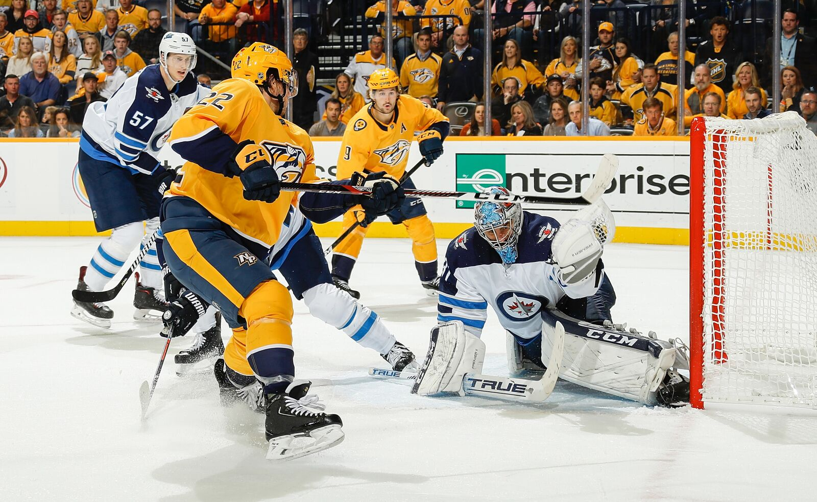 Nashville Predators Central Division Preview: Winnipeg Jets