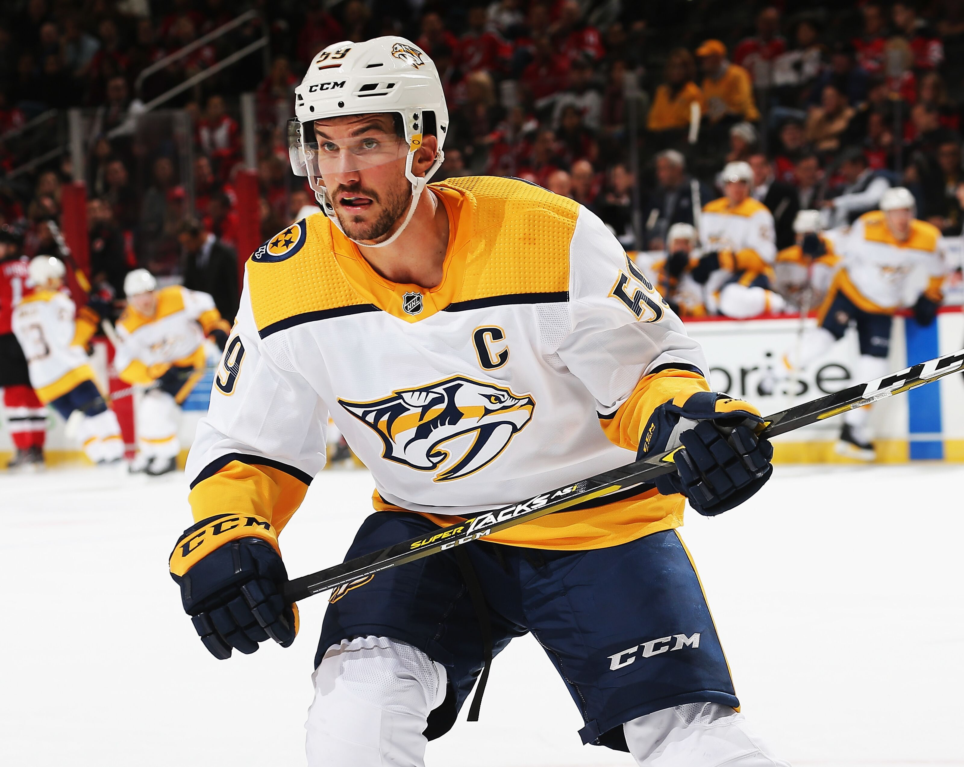 Nashville Predators: Roman Josi Looms as Top Offseason Priority