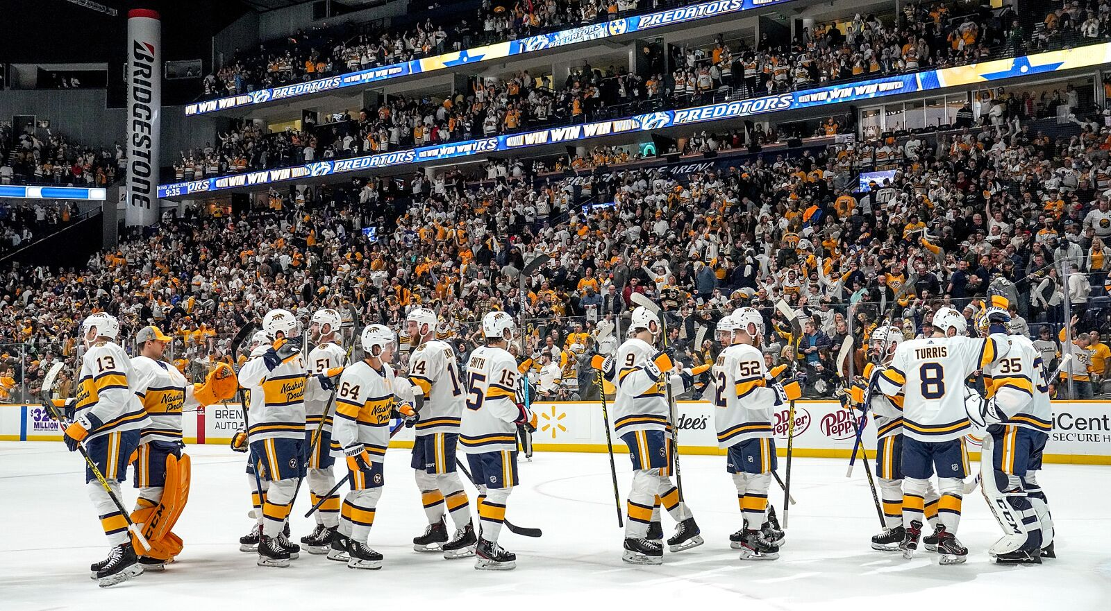Nashville Predators: It's Time to Dig Deep and Grind it Out