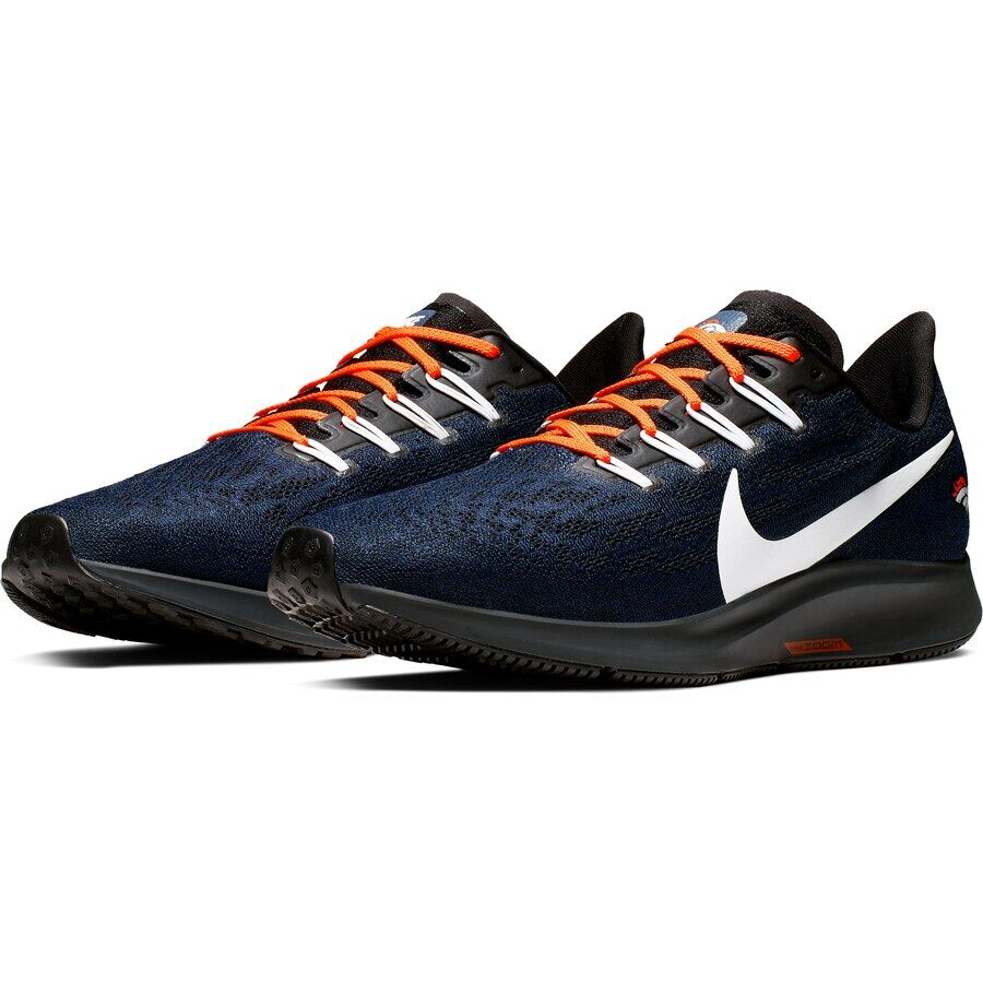 Get your Denver Broncos Nike Air Zooms now