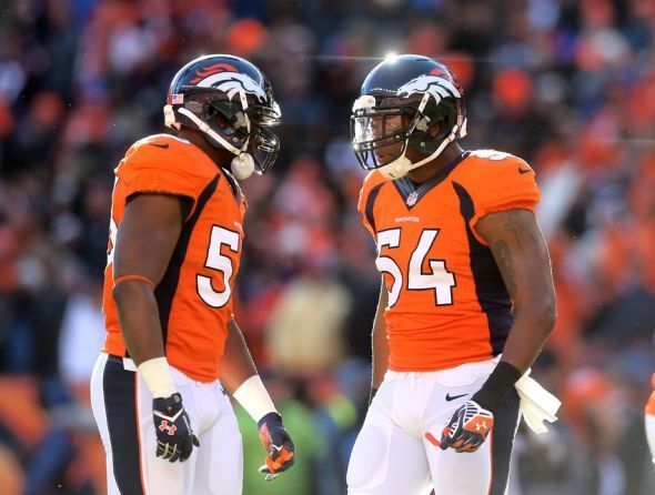 Brandon Marshall Confident He Can Replace Danny Trevathan