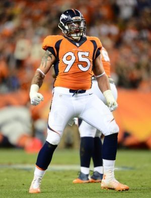 Derek Wolfe Is Heart And Soul Of Broncos Defense