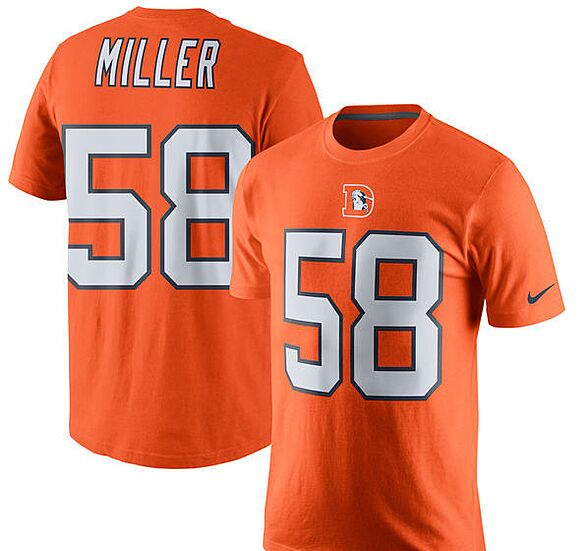 new styles bd65d 3e0c1 Denver Broncos Gift Guide: 10 must-have Von Miller items
