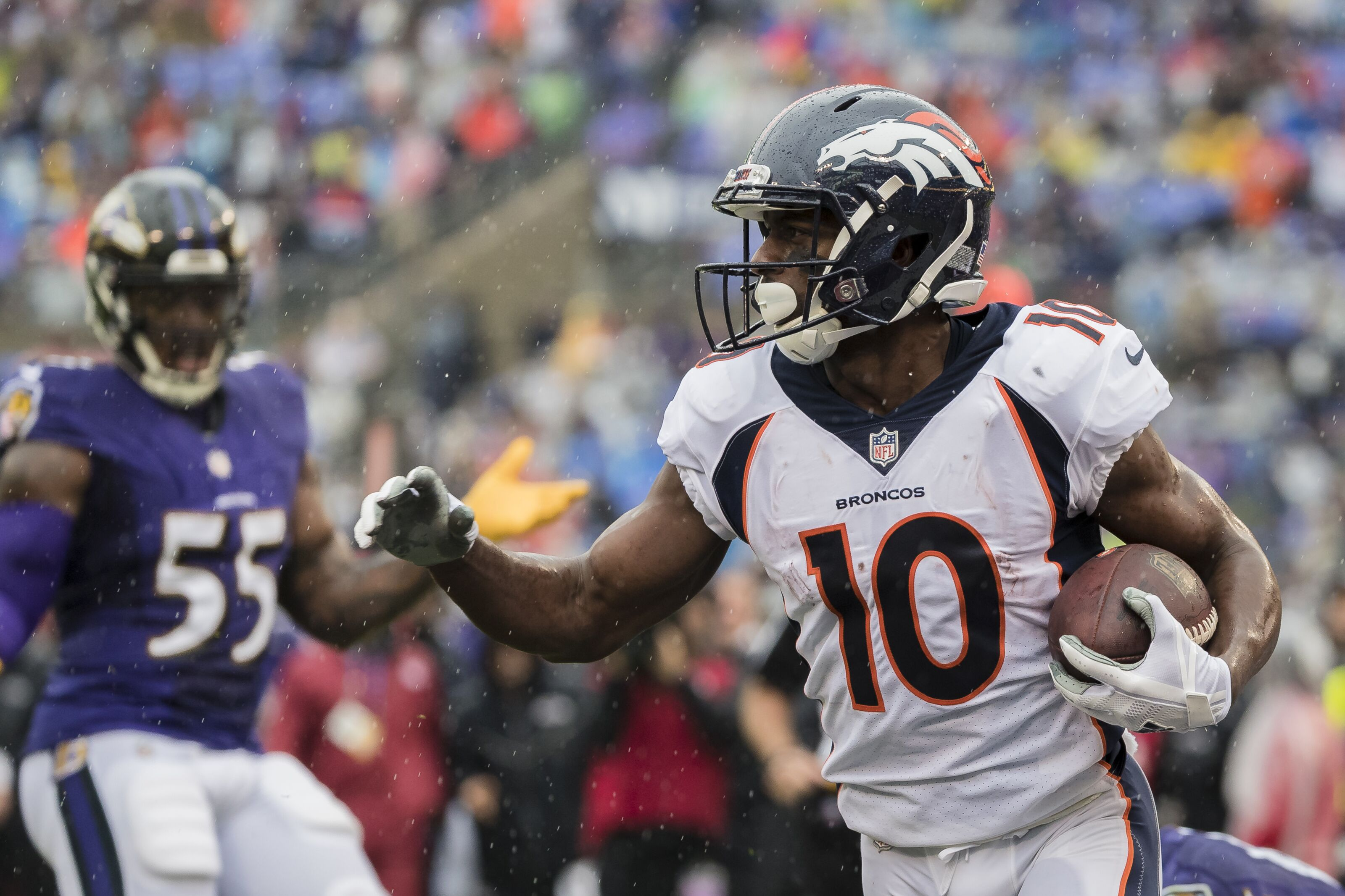 Denver Broncos: What can we expect from Emmanuel Sanders tonight vs 49ers?