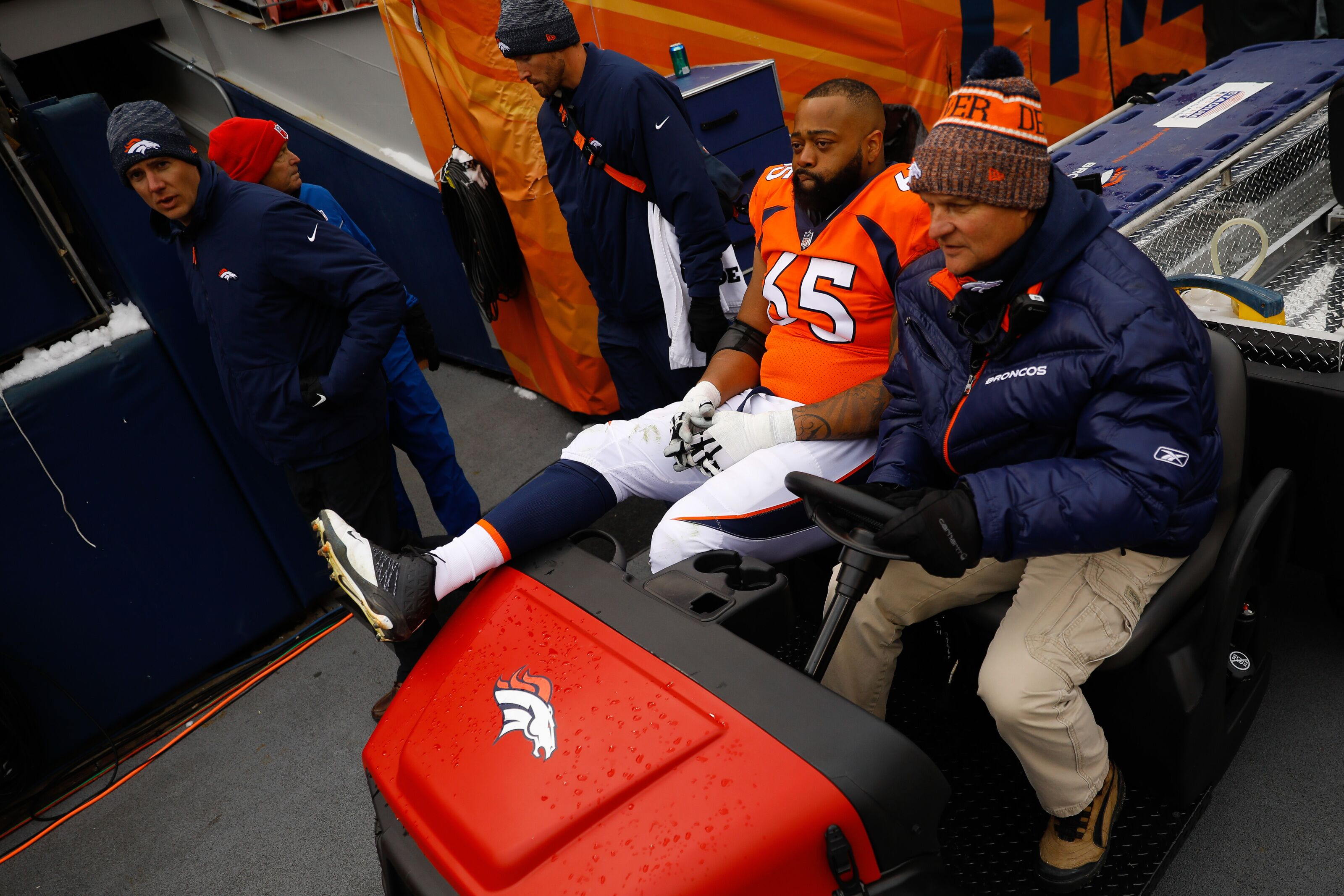 Denver Broncos: Ron Leary likely coming back in 2019