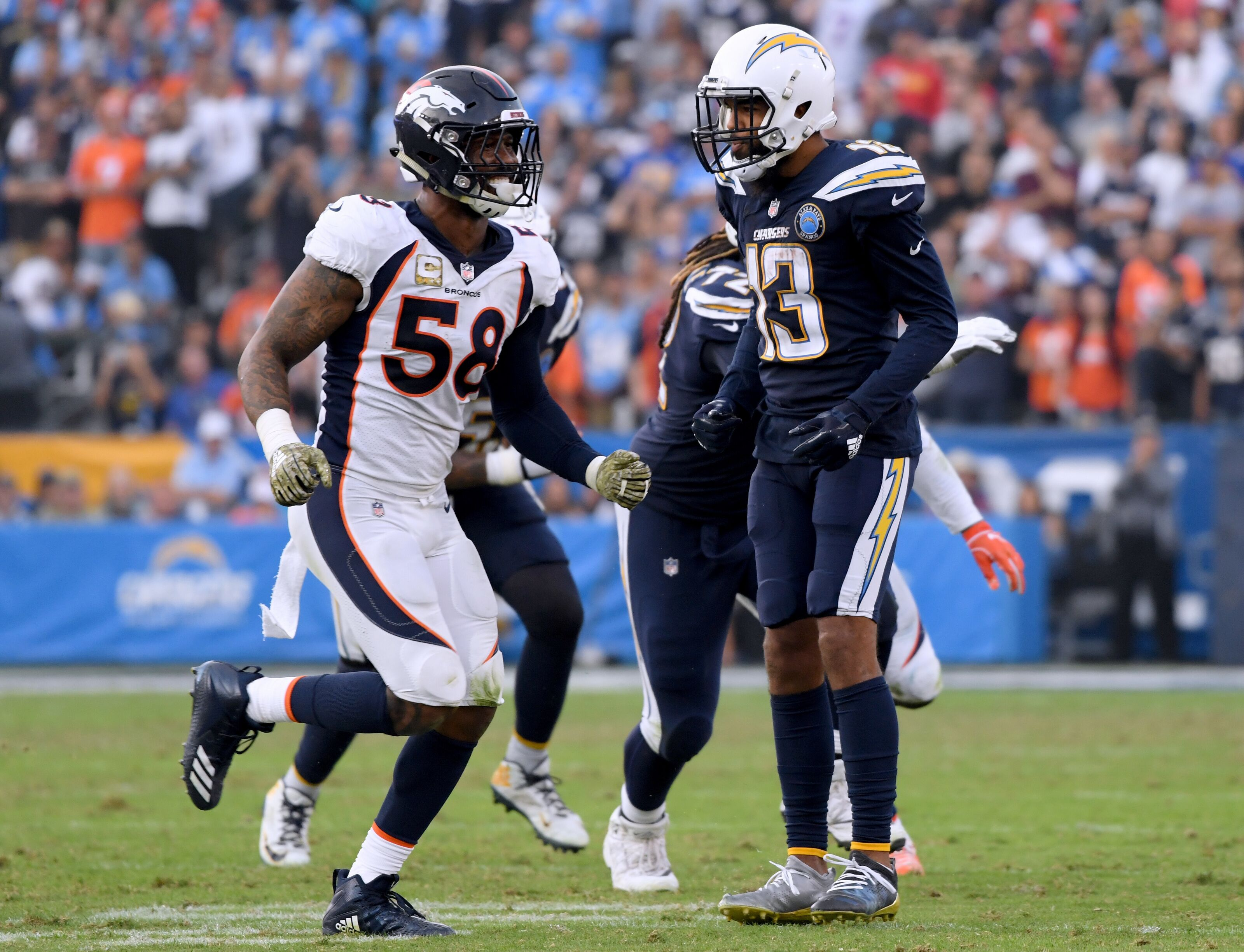 Week 5 Preview: Denver Broncos at Los Angeles Chargers