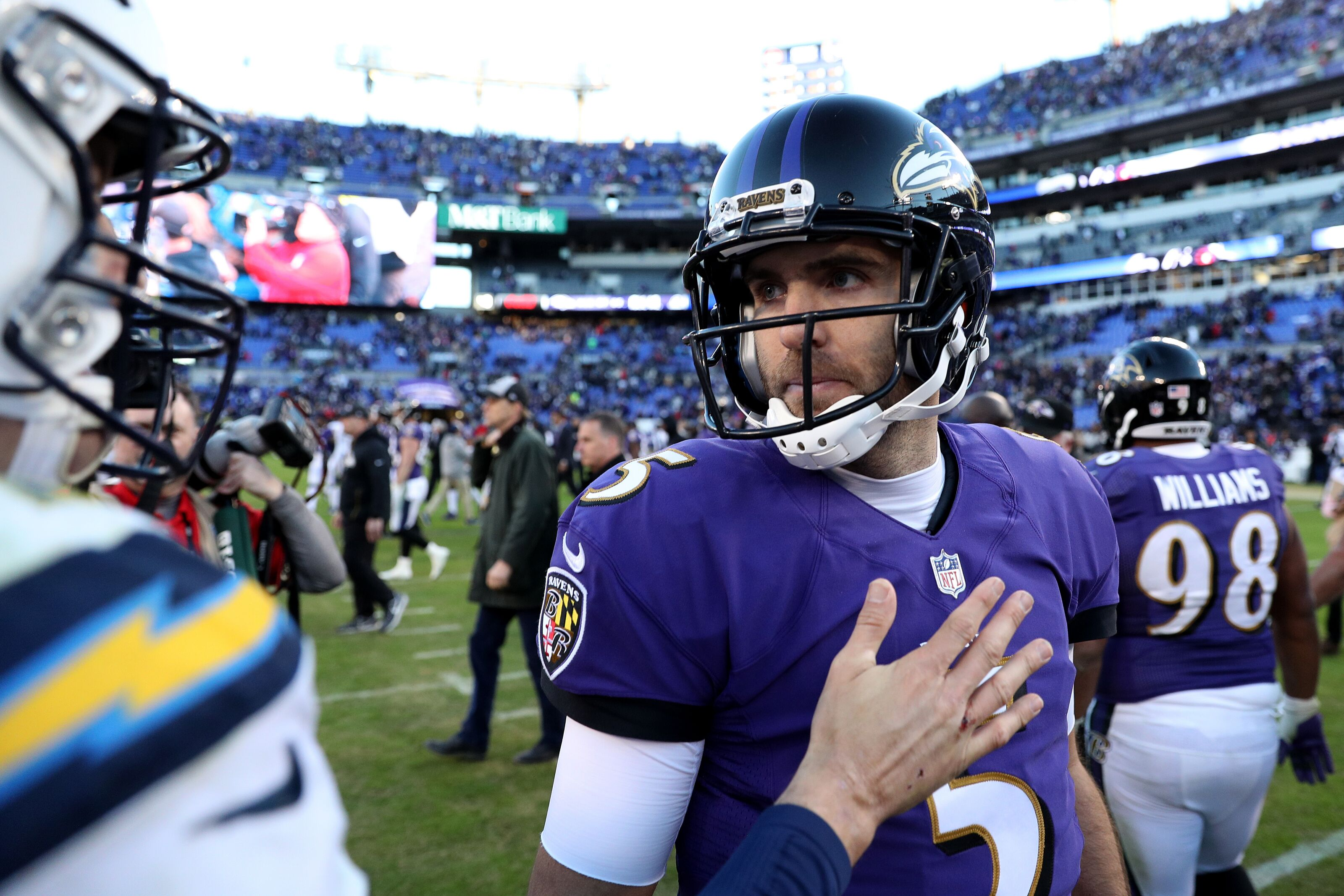 Denver Broncos: Joe Flacco was nearly traded to another team