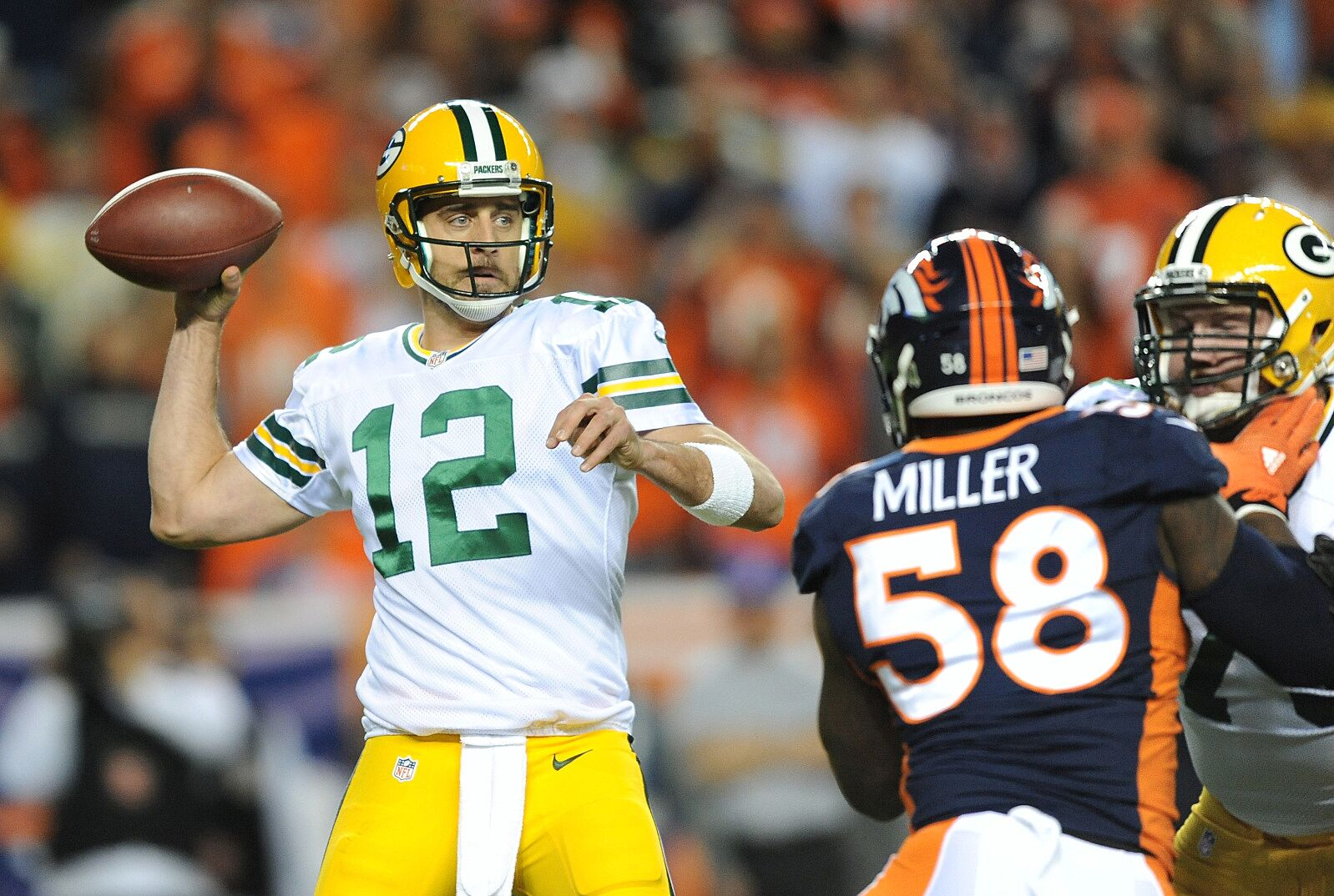 Denver Broncos at Green Bay Packers Week Three Preview