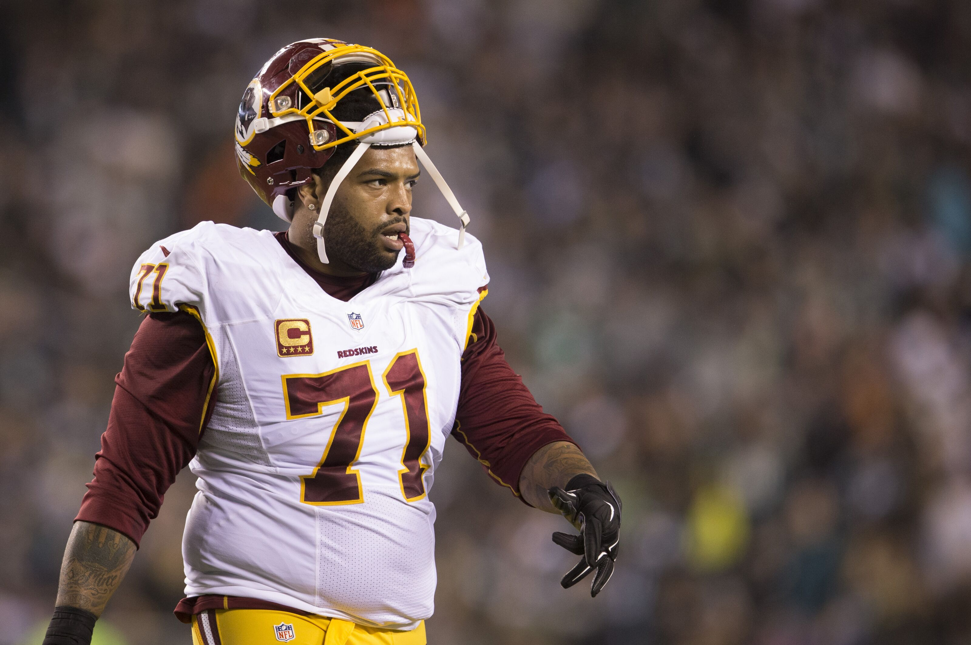 Denver Broncos: Trading for Trent Williams has to be an option