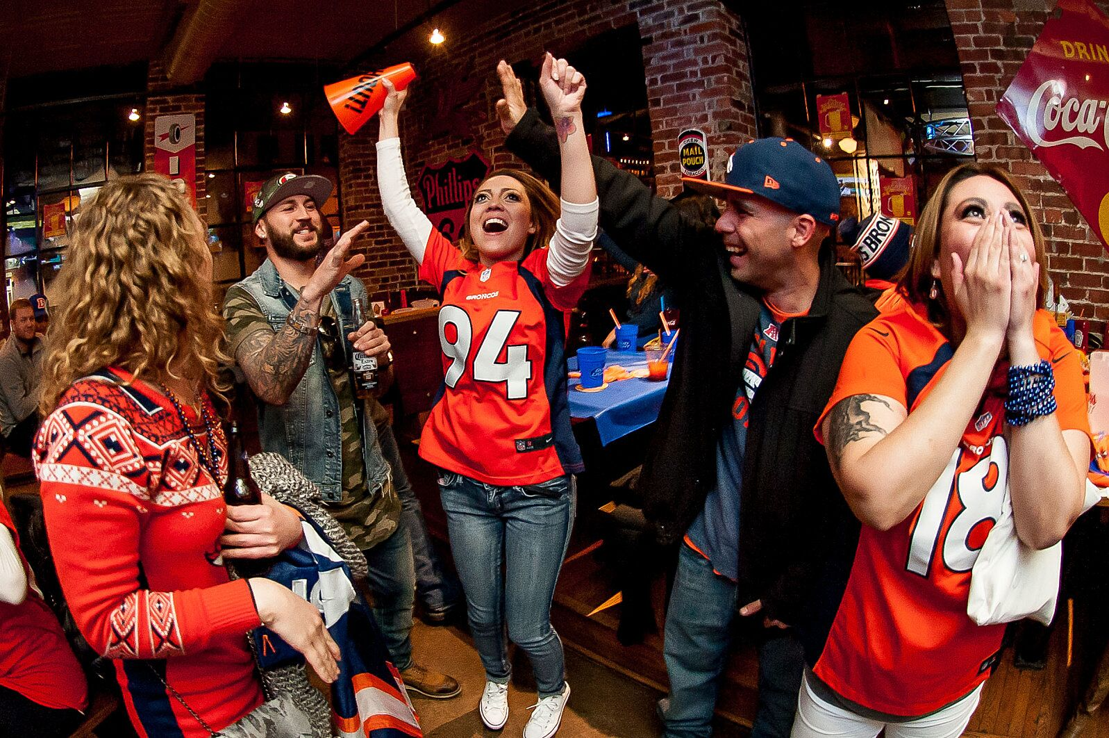 Denver Broncos celebrity fans: Chauncey Billups, Don ...