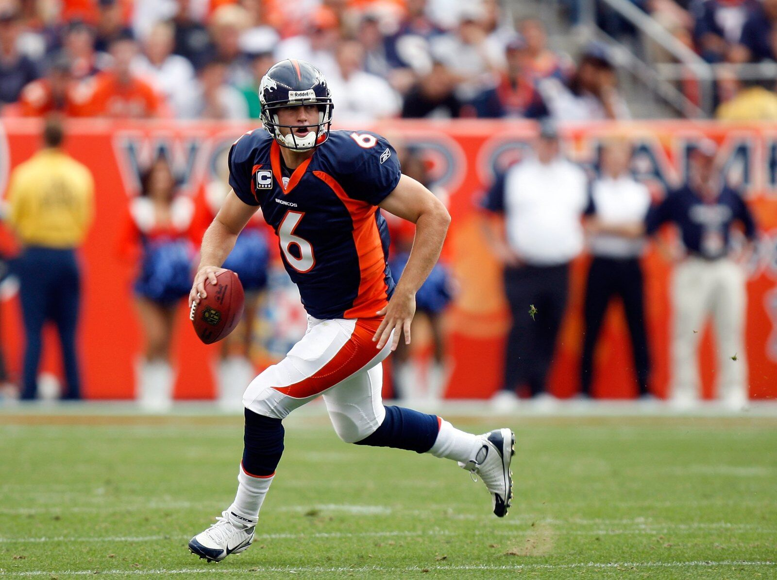61659d814 Denver Broncos  Former QB Jay Cutler in new reality show