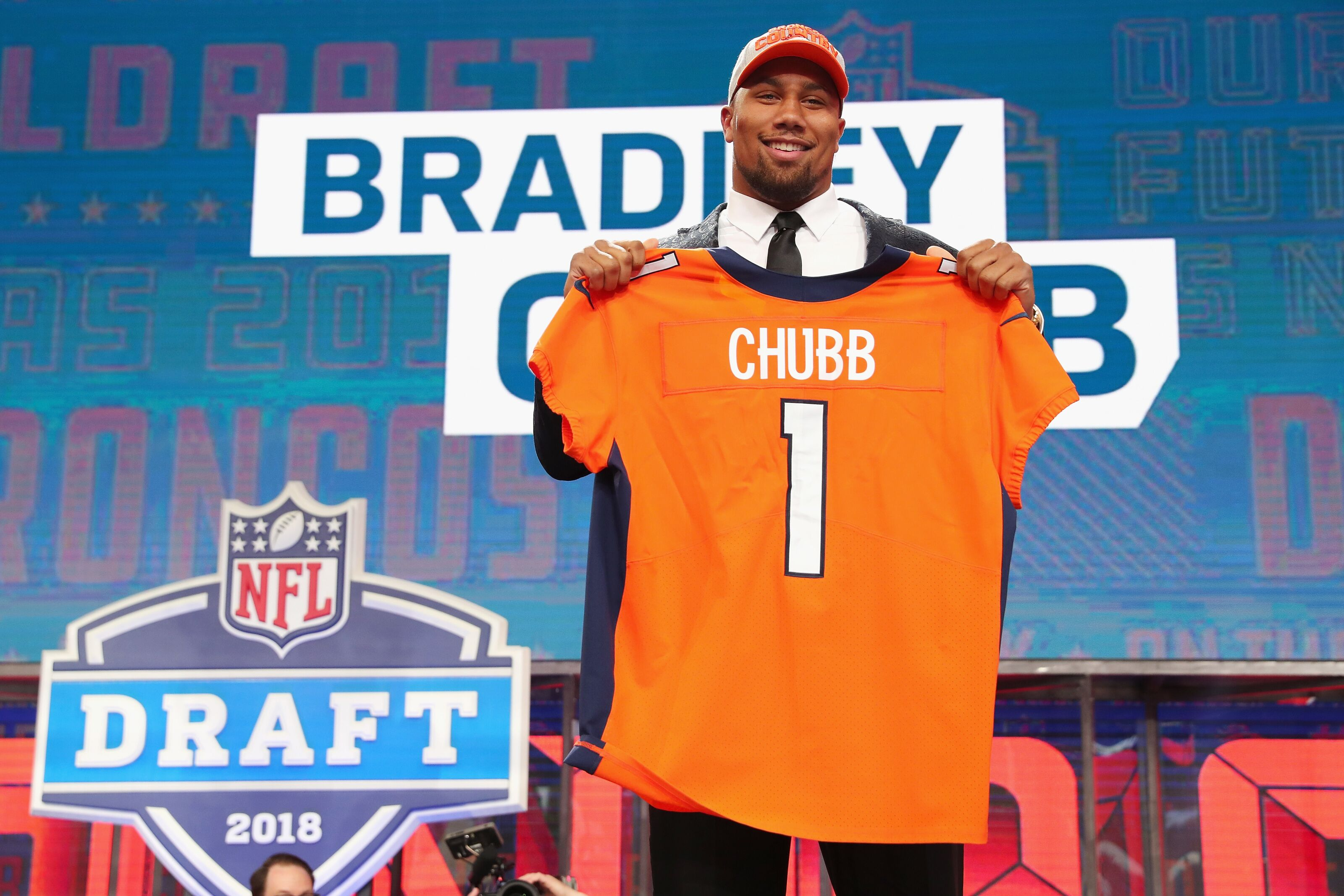 16fdf55a Denver Broncos rookie jersey numbers finally revealed