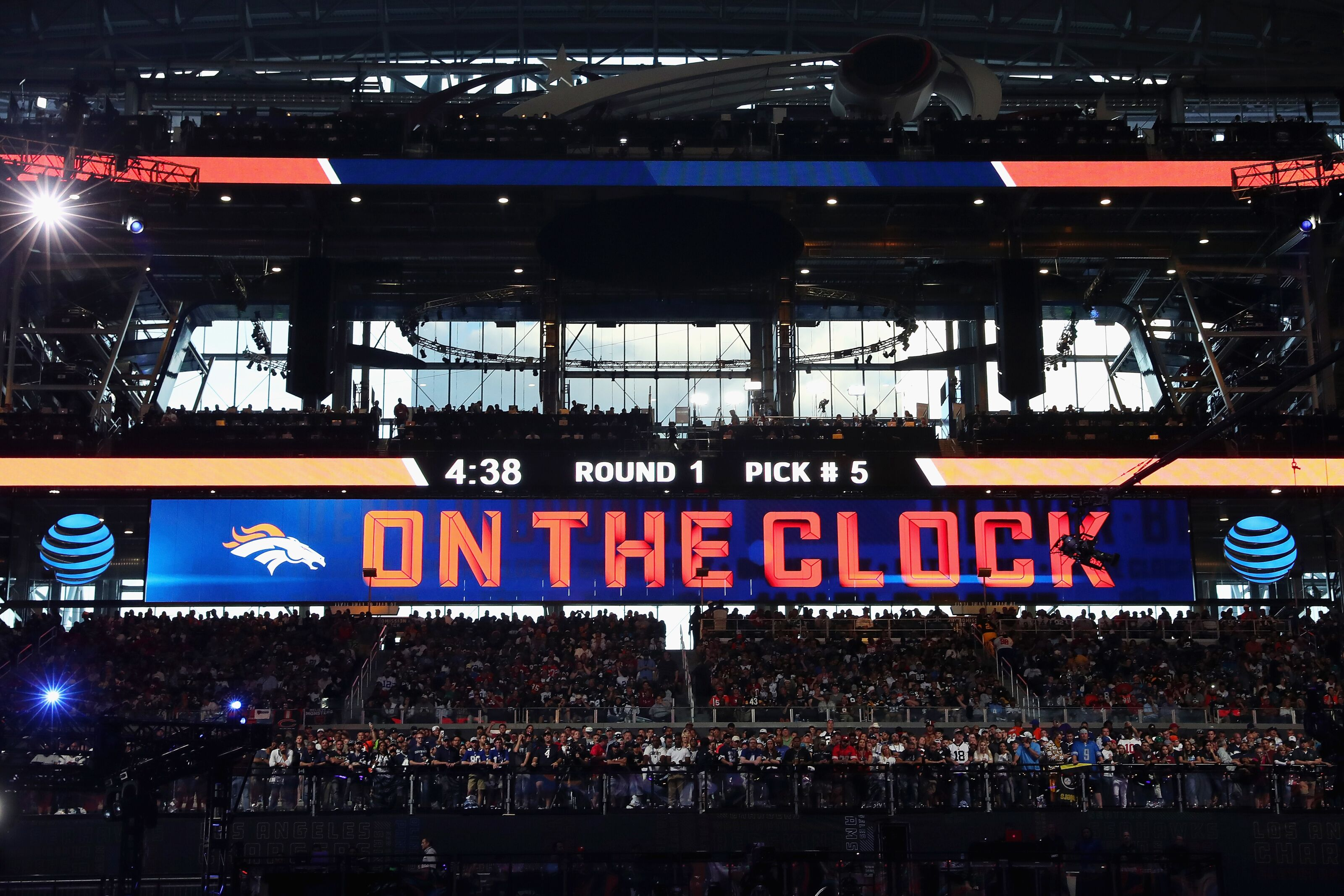 Jeff Legwold says Denver Broncos will most likely go defense