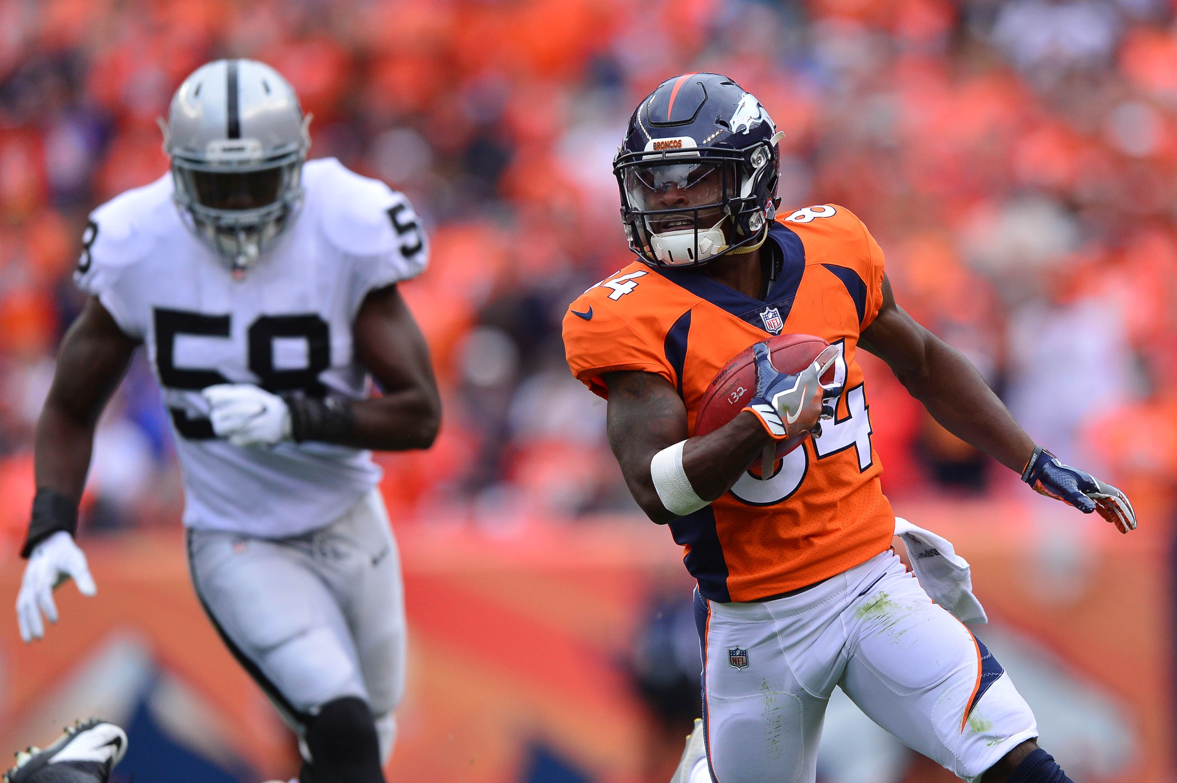 Denver broncos 2017 rookie class review and predictions for 2018 voltagebd Image collections