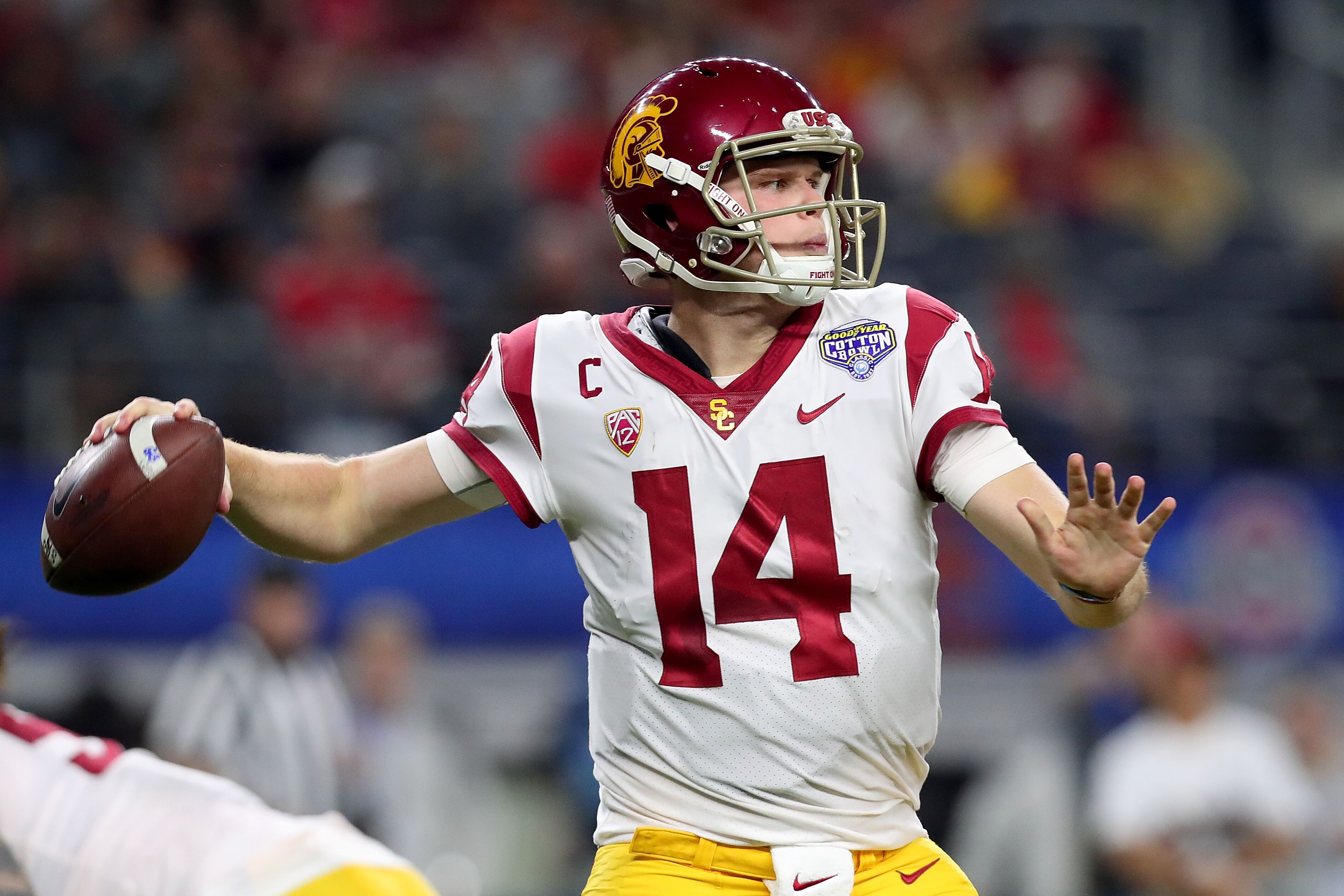 7865e74b 2018 NFL Mock Draft: Trades spark action in top 10