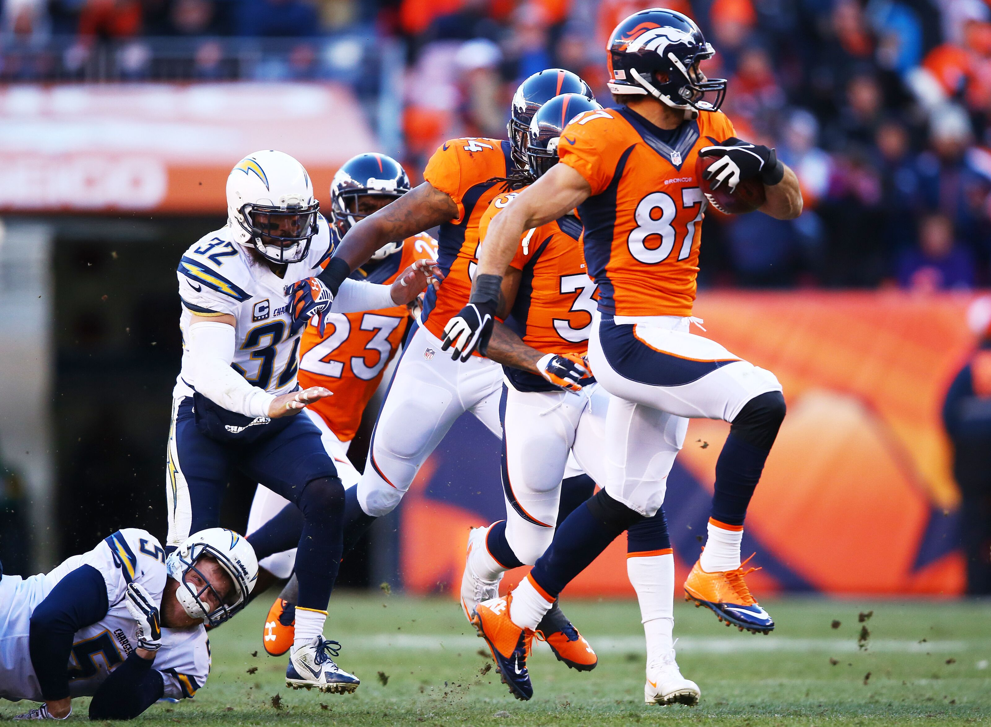 Denver Broncos Seven Free Agents Who Could Still Help