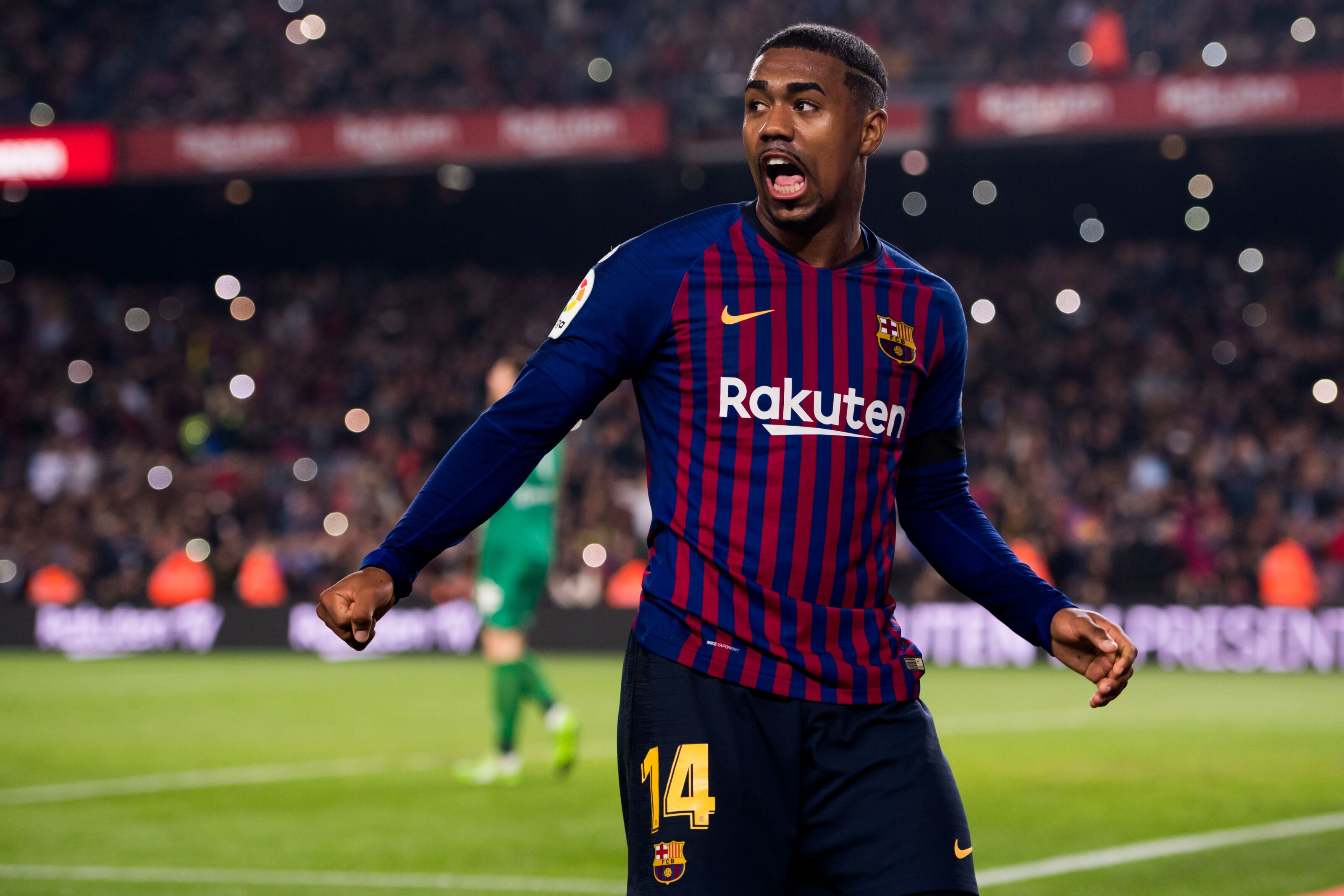 116474a5e As the January transfer window rumours gets going Everton are linked with a  move for Brazil forward Malcom