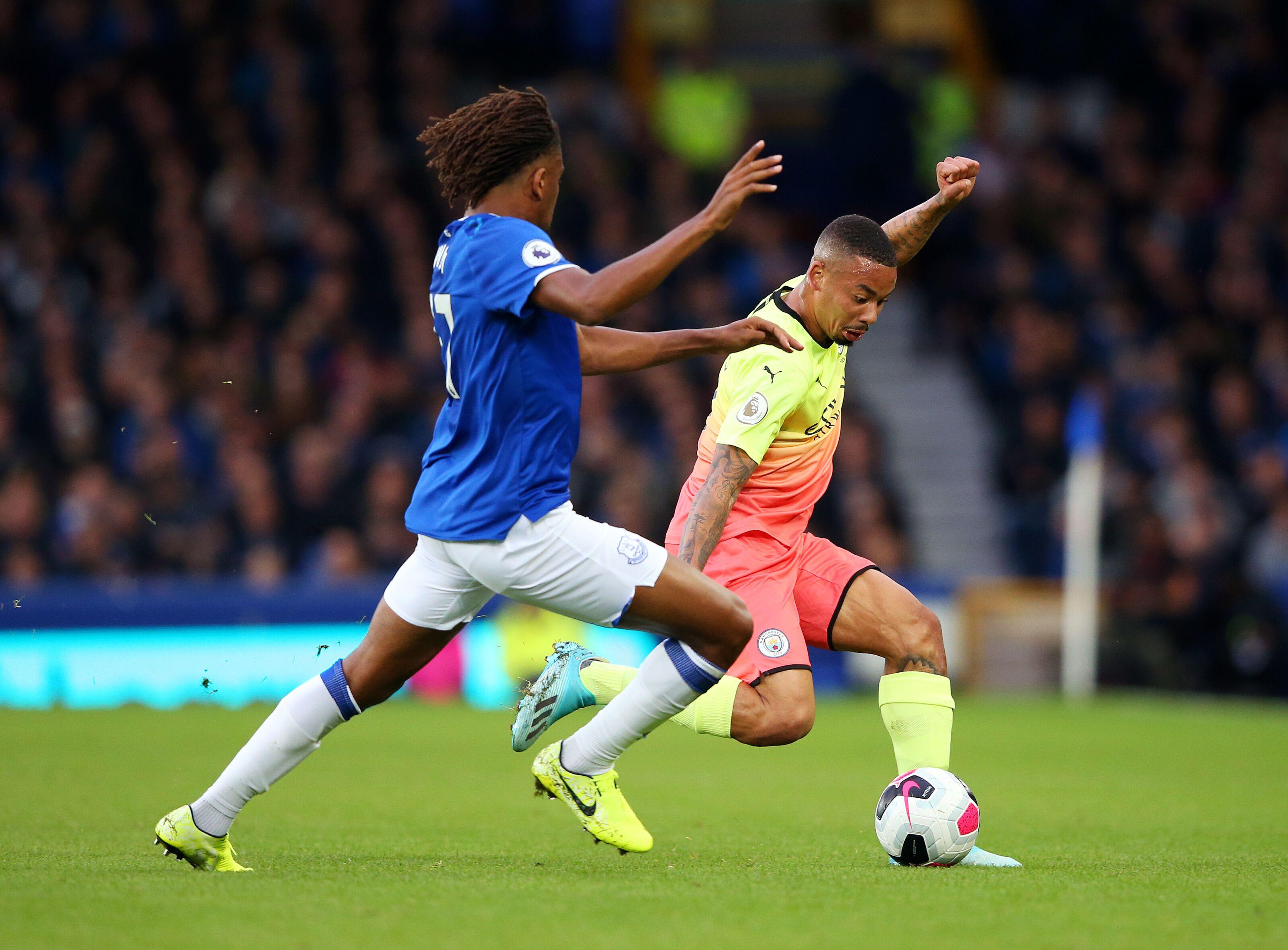Everton beaten again but better