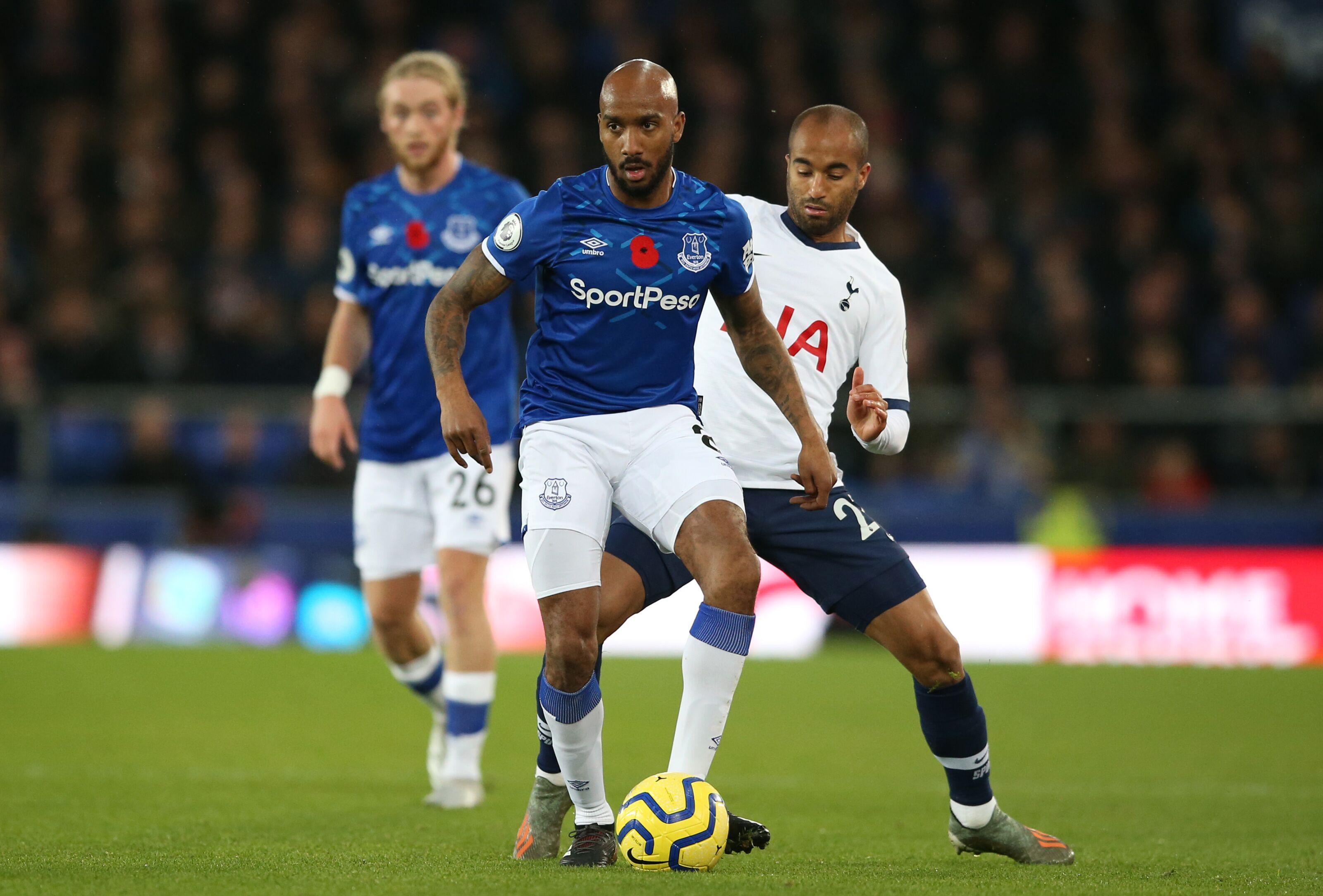 Everton midfielder Delph doubt for Saints game - Prince Rupert's Tower