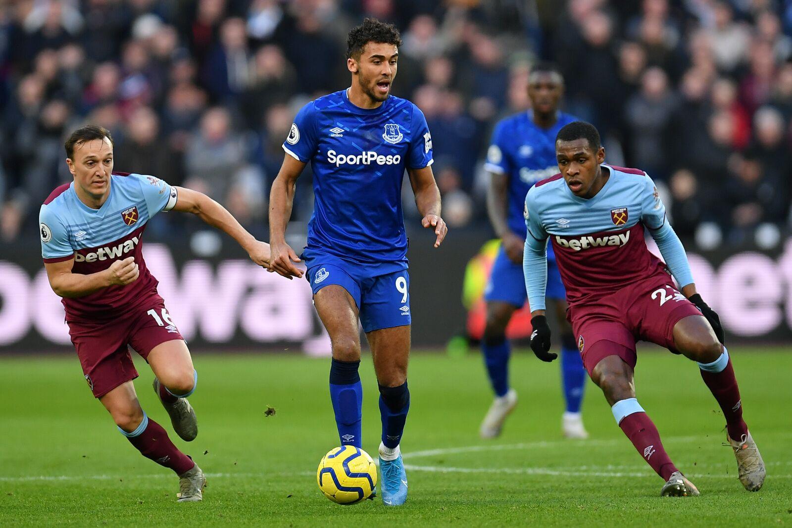 VAR goes against Everton again