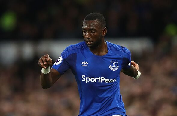 ea9bf225de2 The Congolese winger was brought to Everton by Ronald Koeman in the Summer  of 2016 for the staggering price tag of £31 million. He had proven himself  as a ...