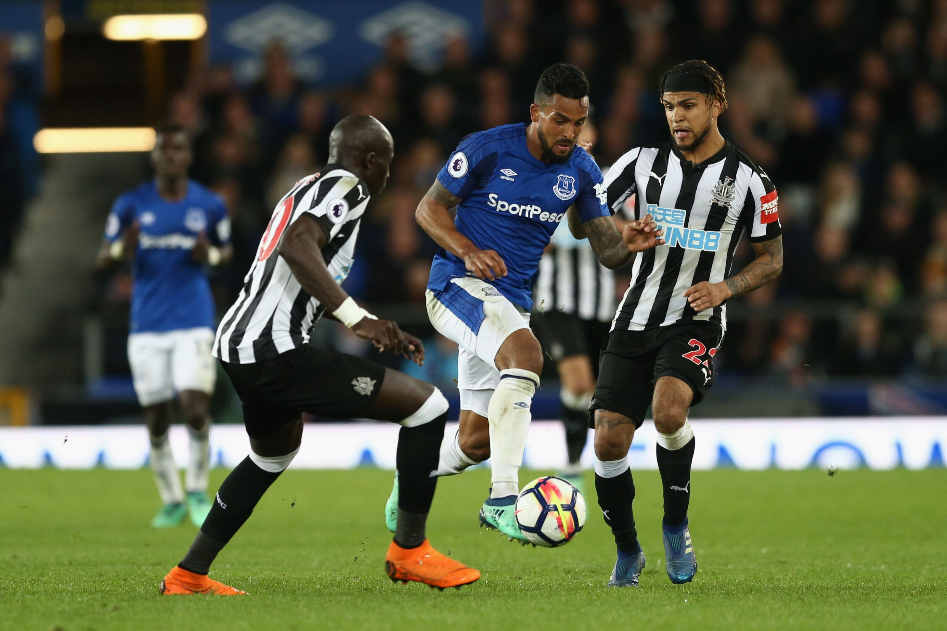 Everton 1 Newcastle United 0: post-match from Goodison Park
