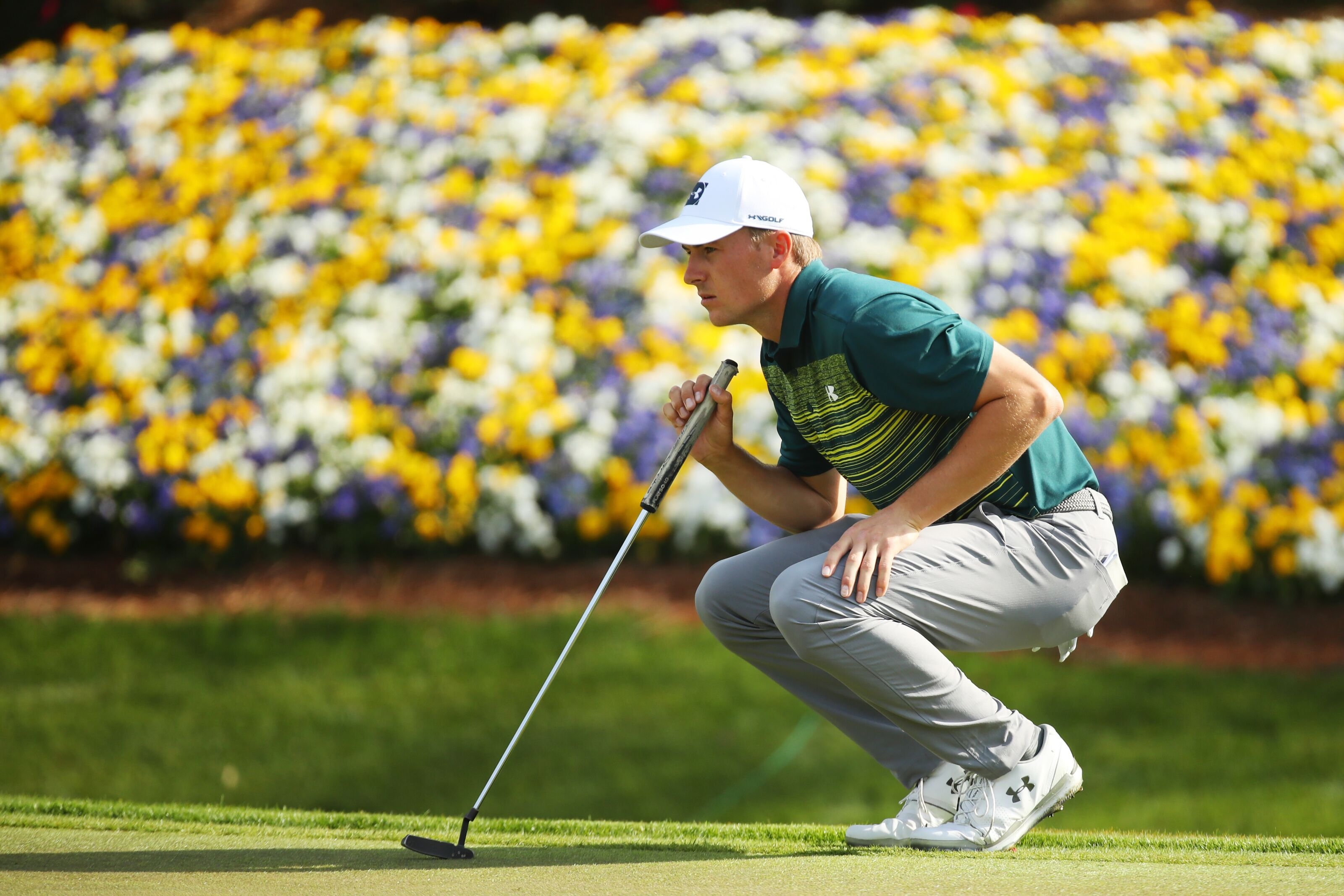 Jordan Spieth: Texas swing could provide needed boost before the Masters