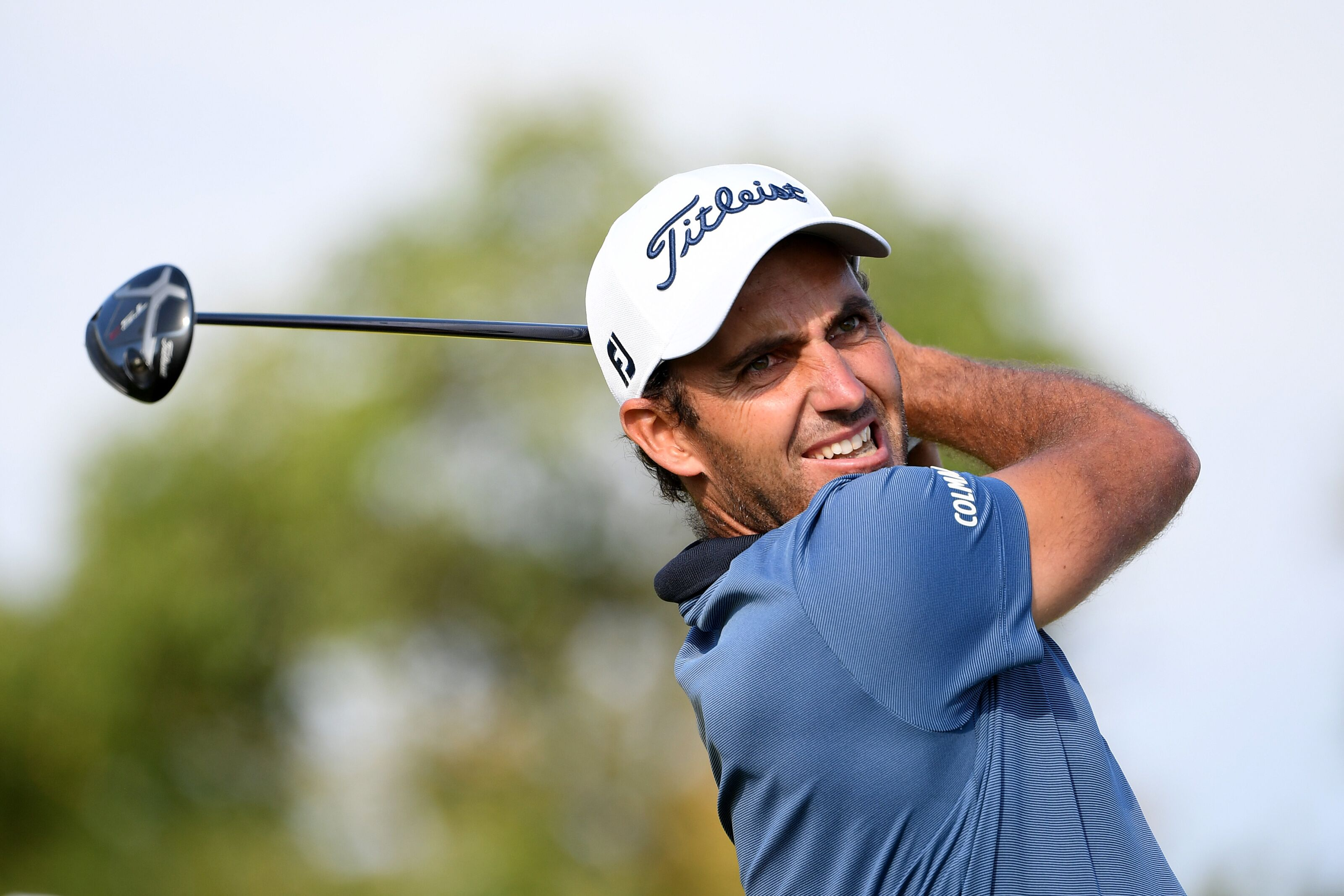 Czech Masters: Edoardo Molinari holds two shot lead at halfway mark