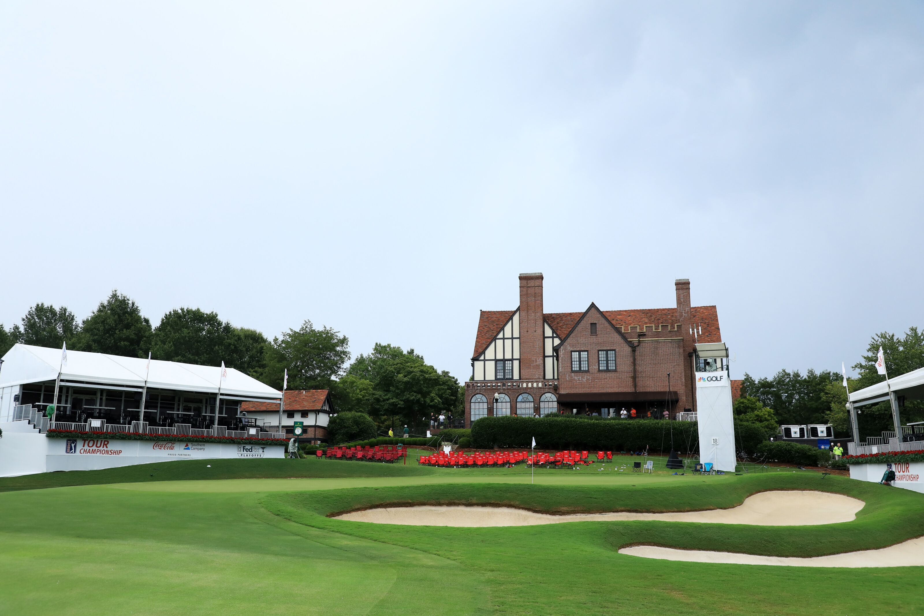 TOUR Championship 2019: Could weather issues have been prevented?