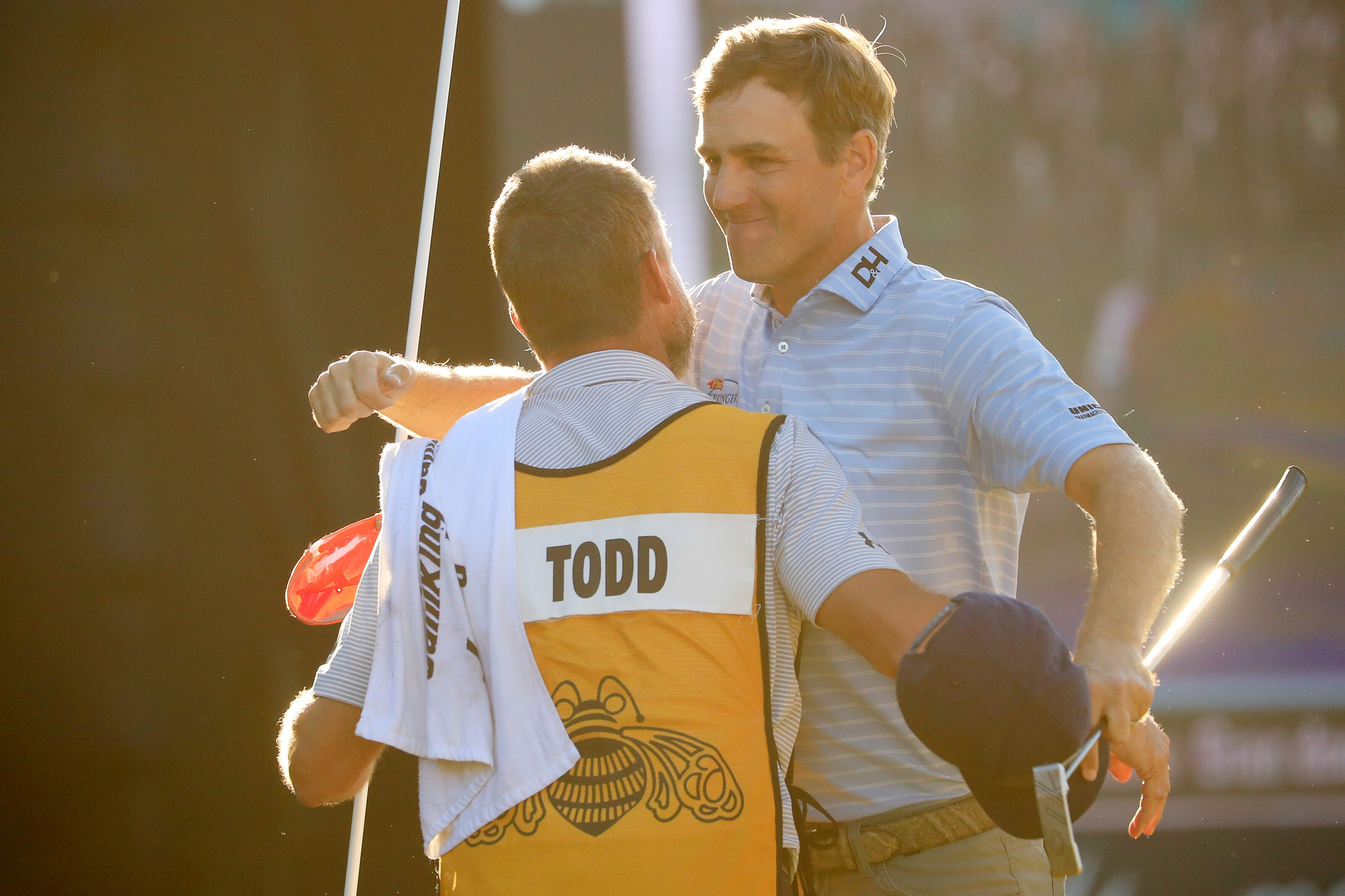 Brendon Todd Wins Weather-Delayed Mayakoba Golf Classic