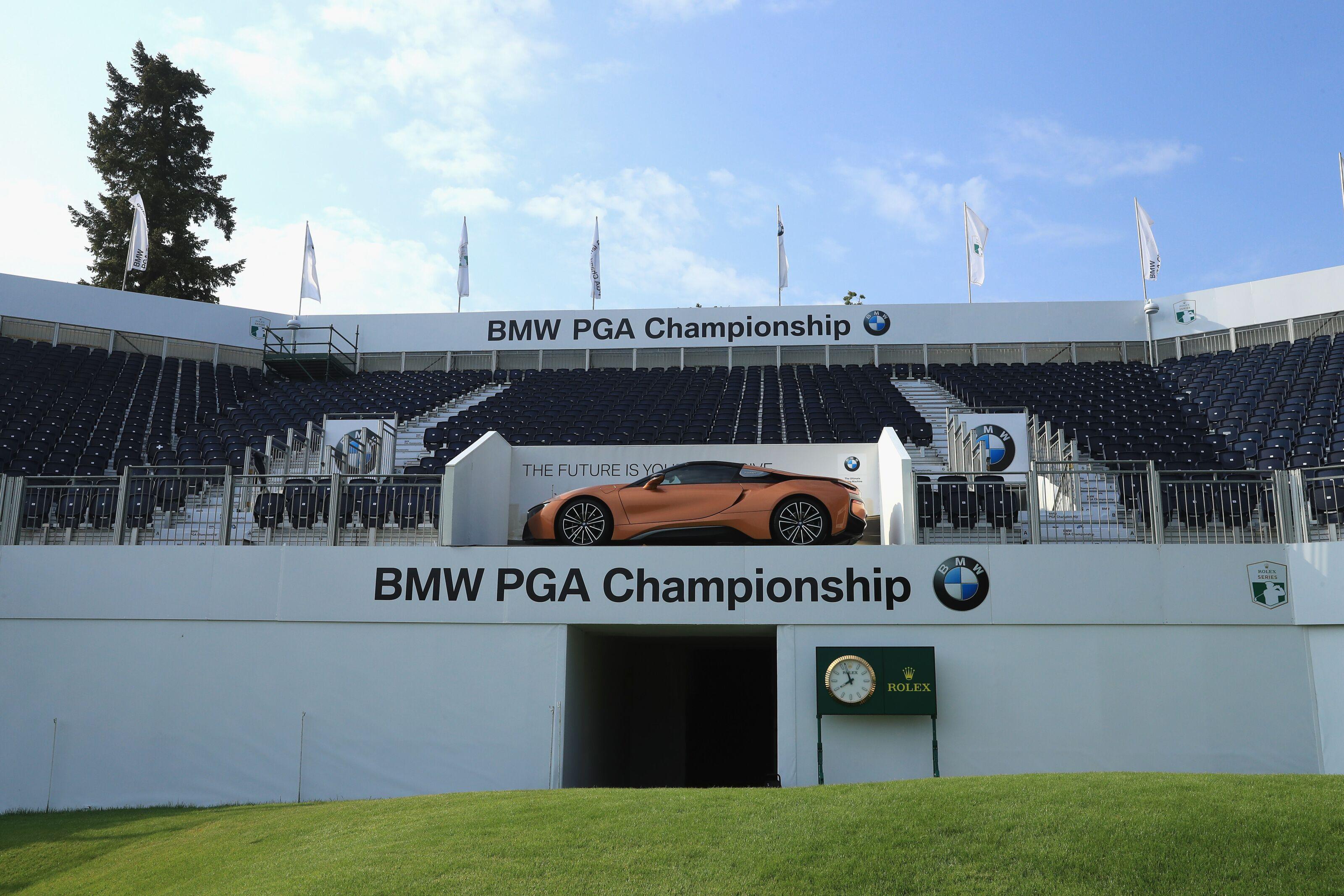 Bmw Pga Championship Power Rankings Top 10 Picks At Wentworth