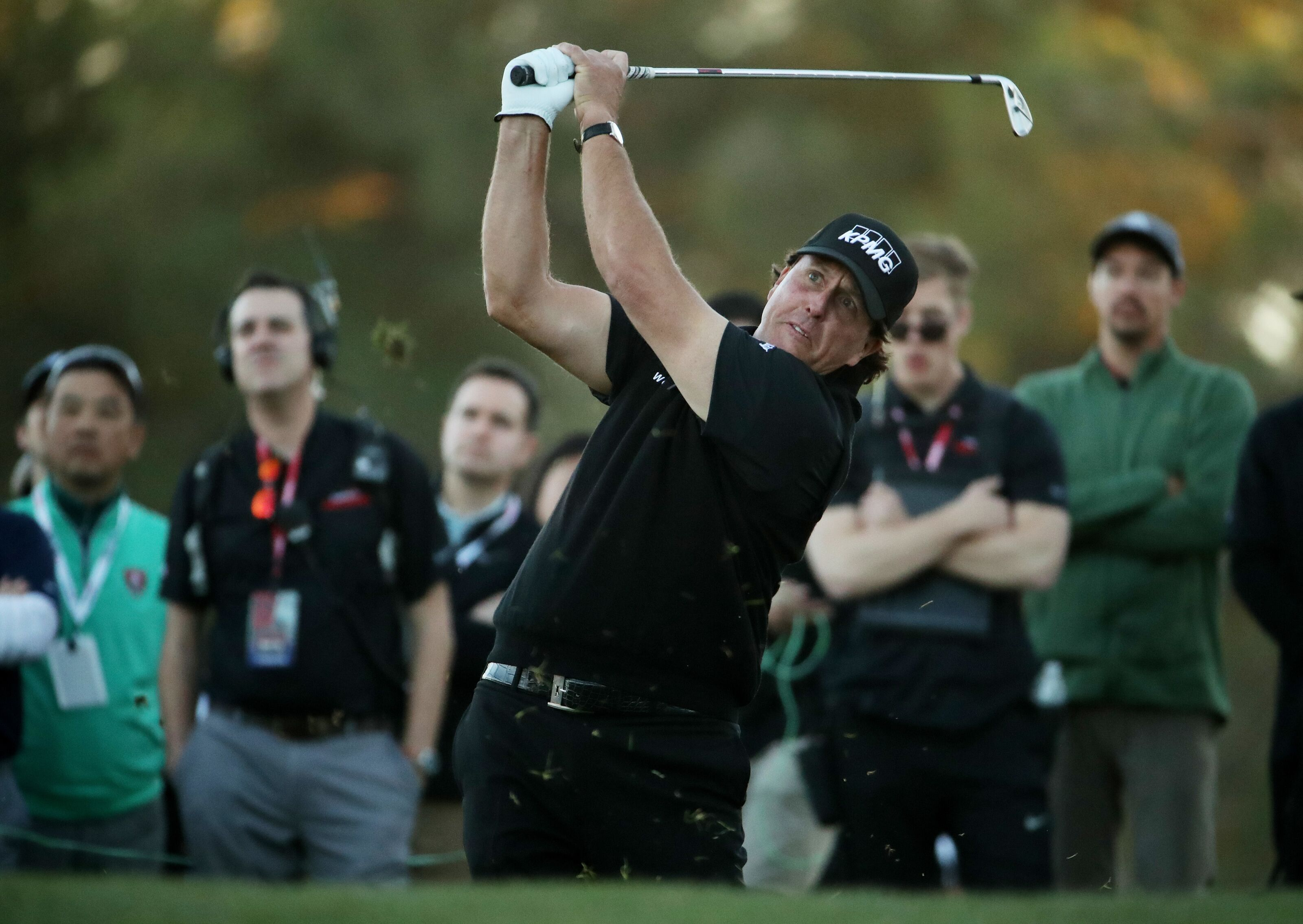 Phil Mickelson: A look ahead at what's next for Lefty in 2019
