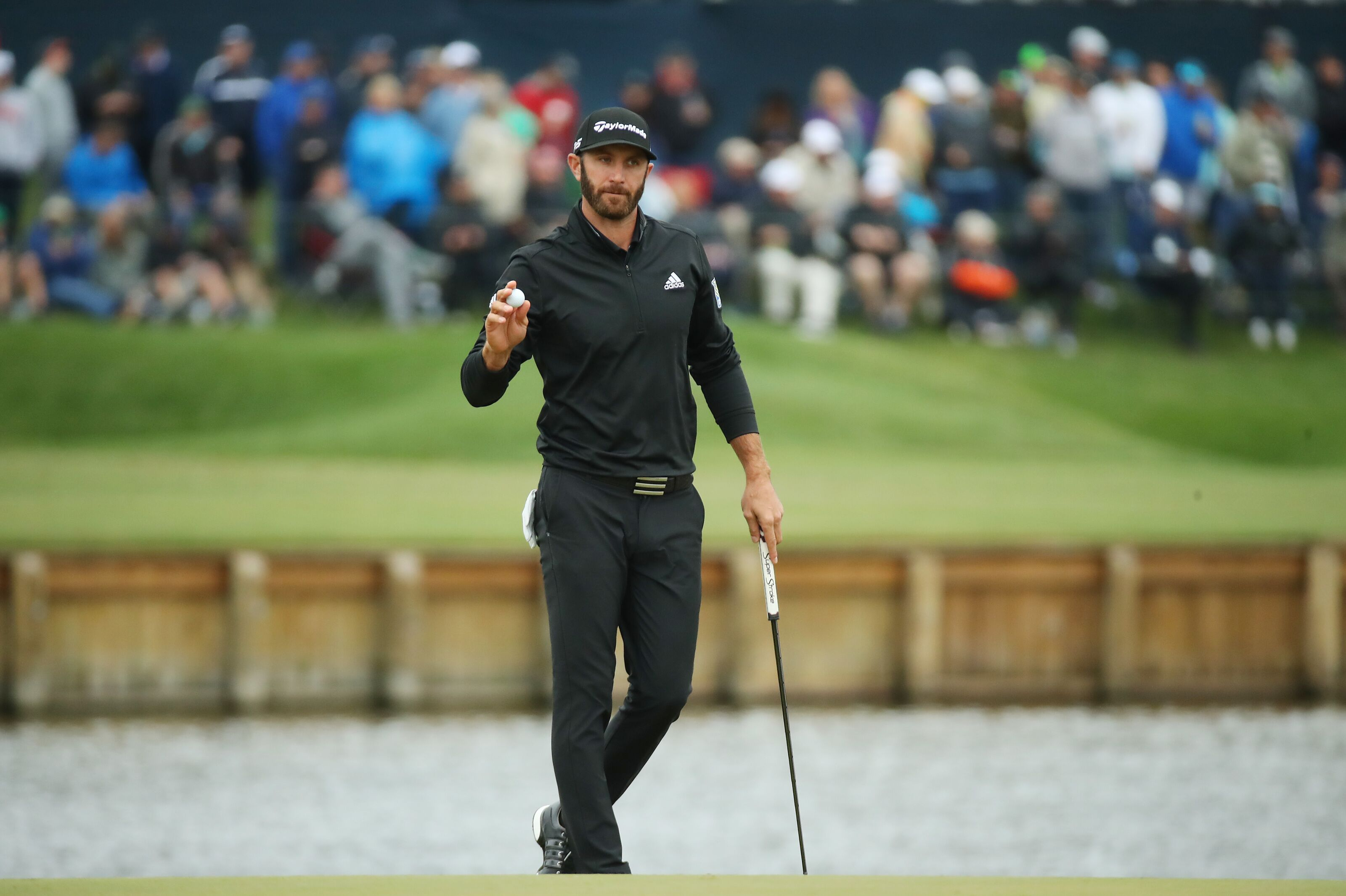 Dustin Johnson focuses on results, not stats, with Masters looming