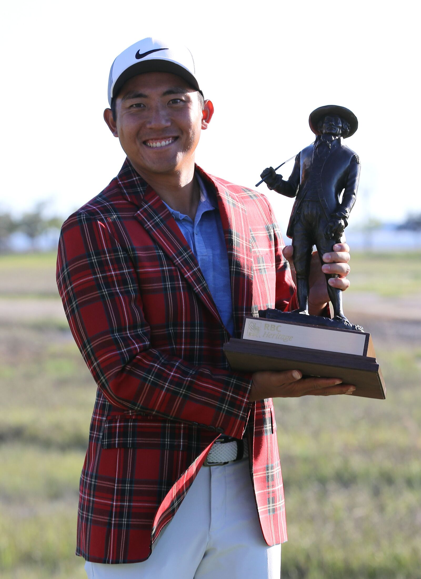 C.T. Pan on his path to the PGA TOUR, and following the success of Tiger Woods