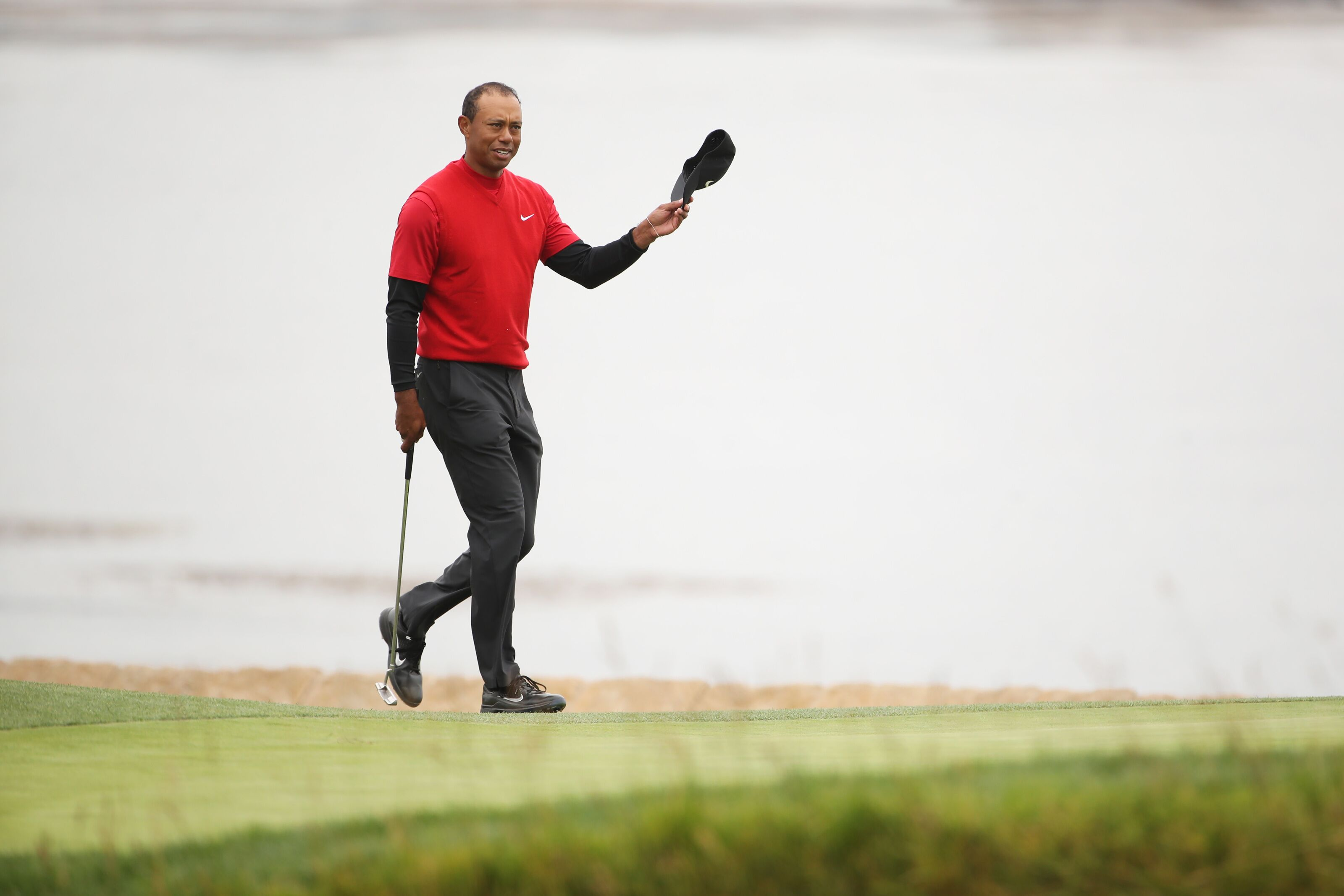Tiger Woods Needs To Play Six-in-a-Row to Finish The Season