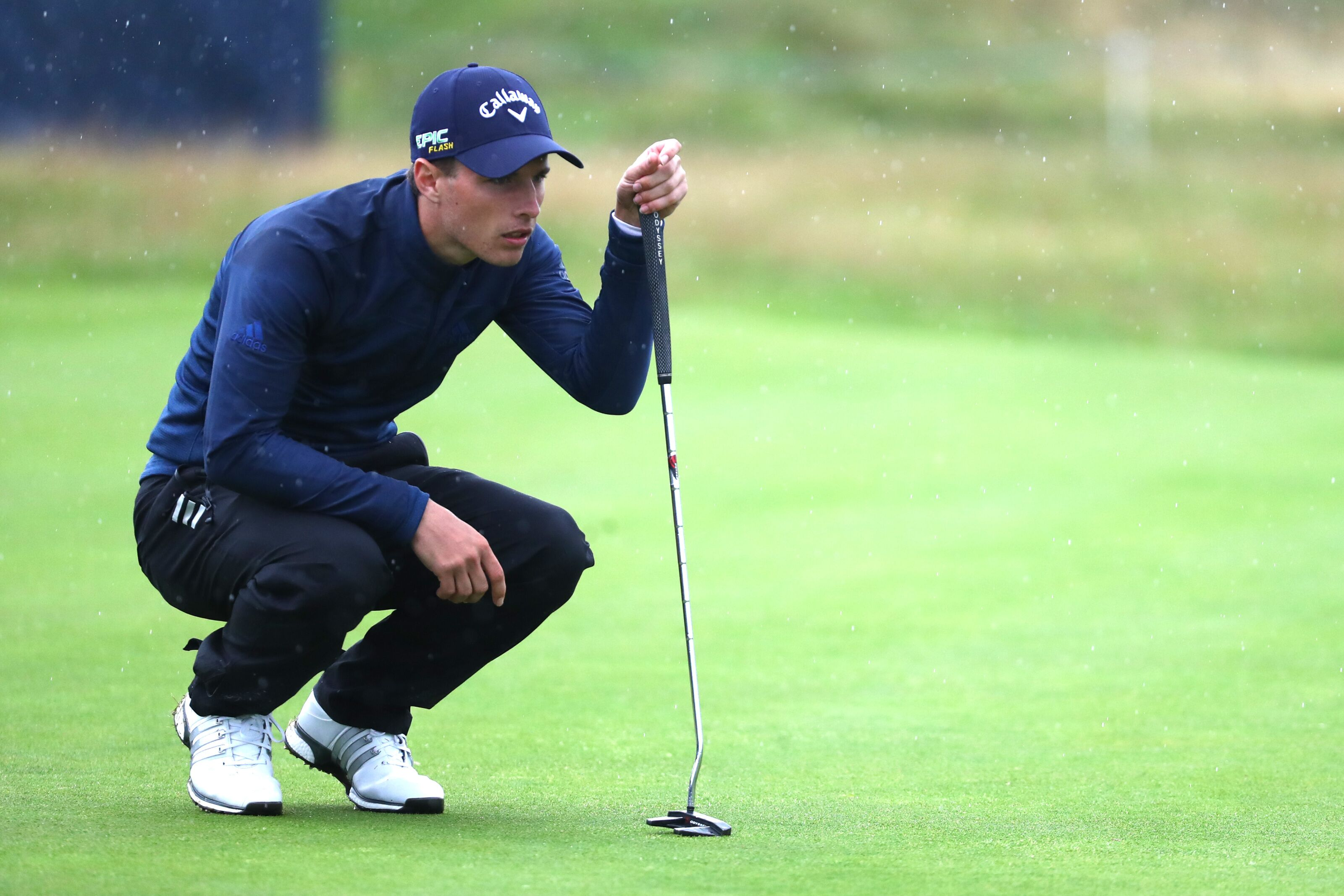Alfred Dunhill Links Championship: Matthew Jordan jumps into lead