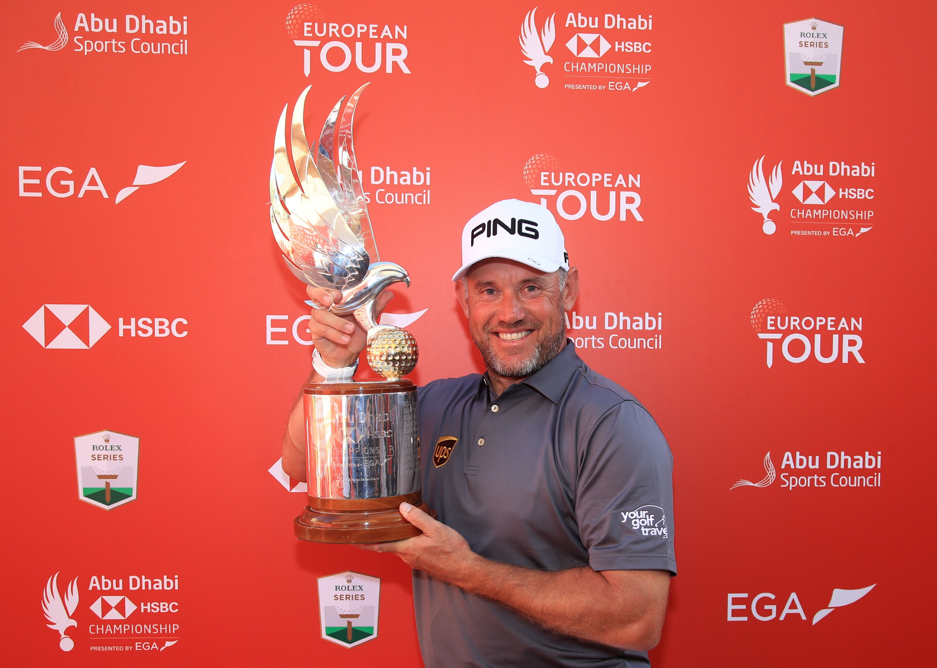 Lee Westwood wins Abu Dhabi HSBC Championship, claims titles in four decades