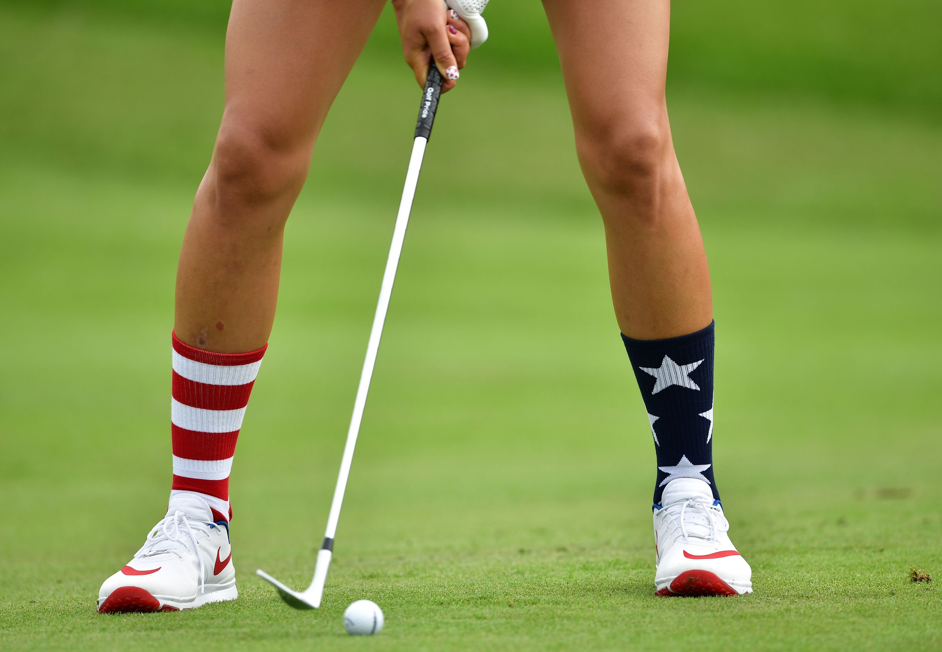 Golf Fashion Gone Wild: The Battle of the Short Socks